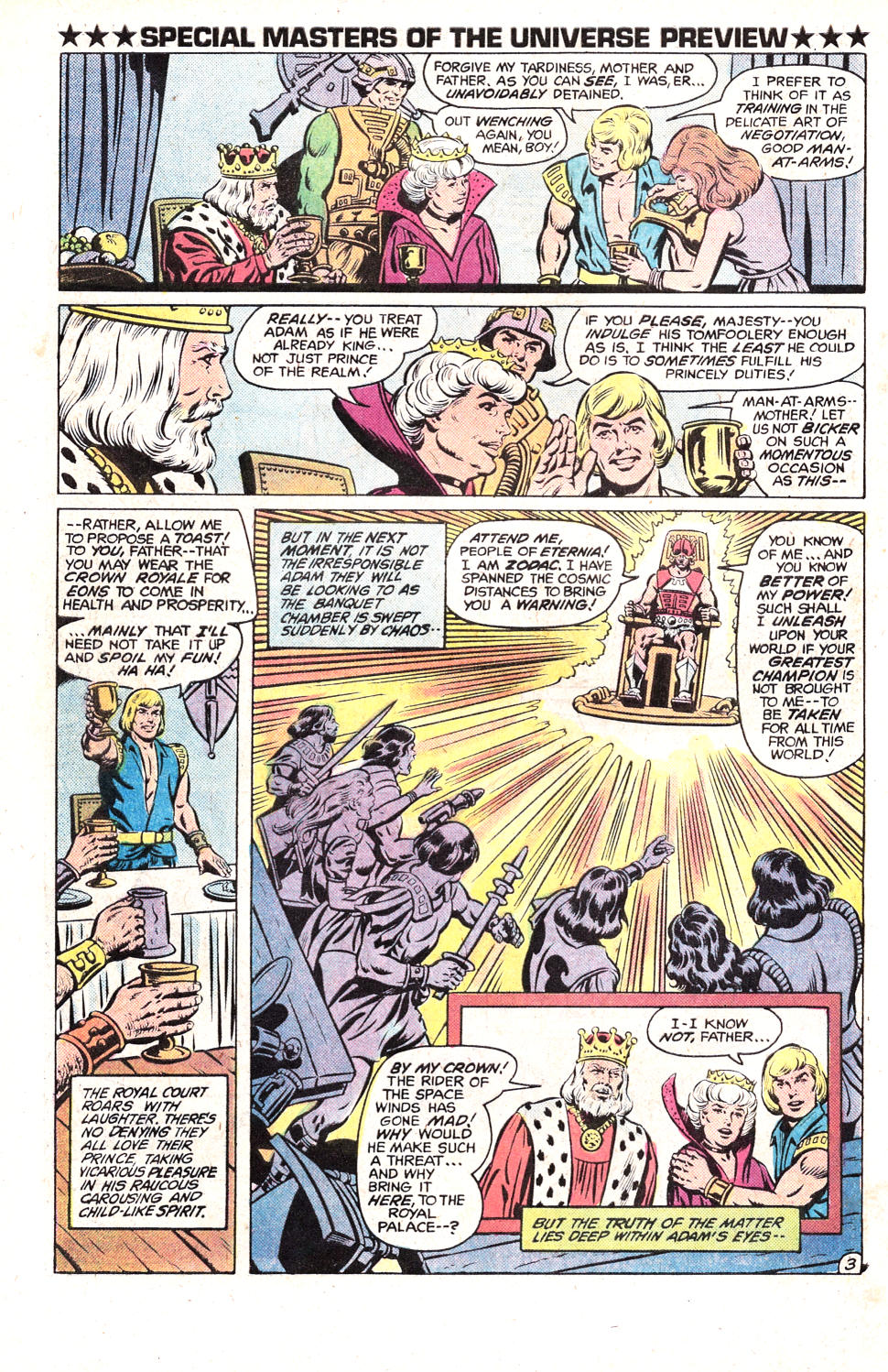 Read online All-Star Squadron comic -  Issue #15 - 21