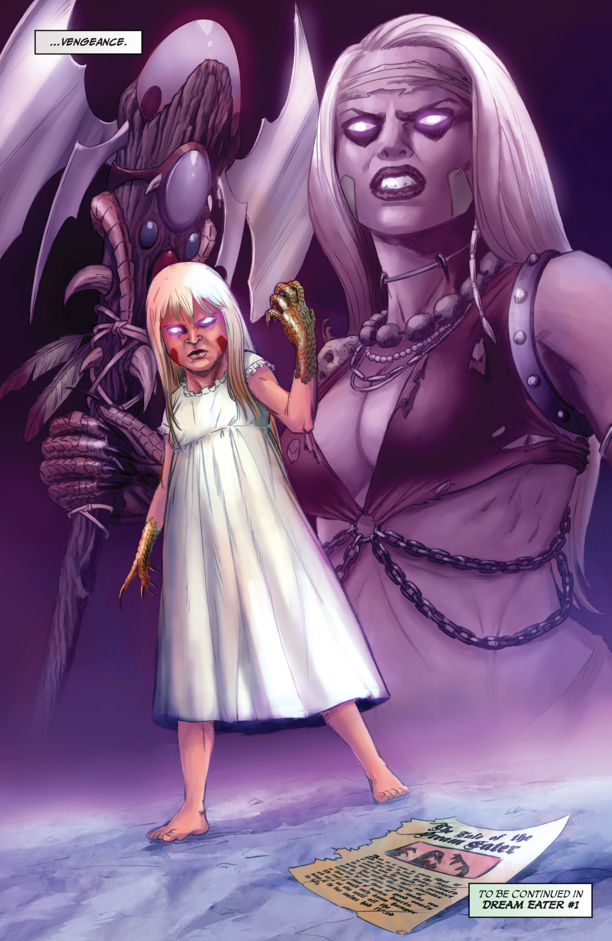 Read online Grimm Fairy Tales presents Grimm Universe comic -  Issue # TPB - 174