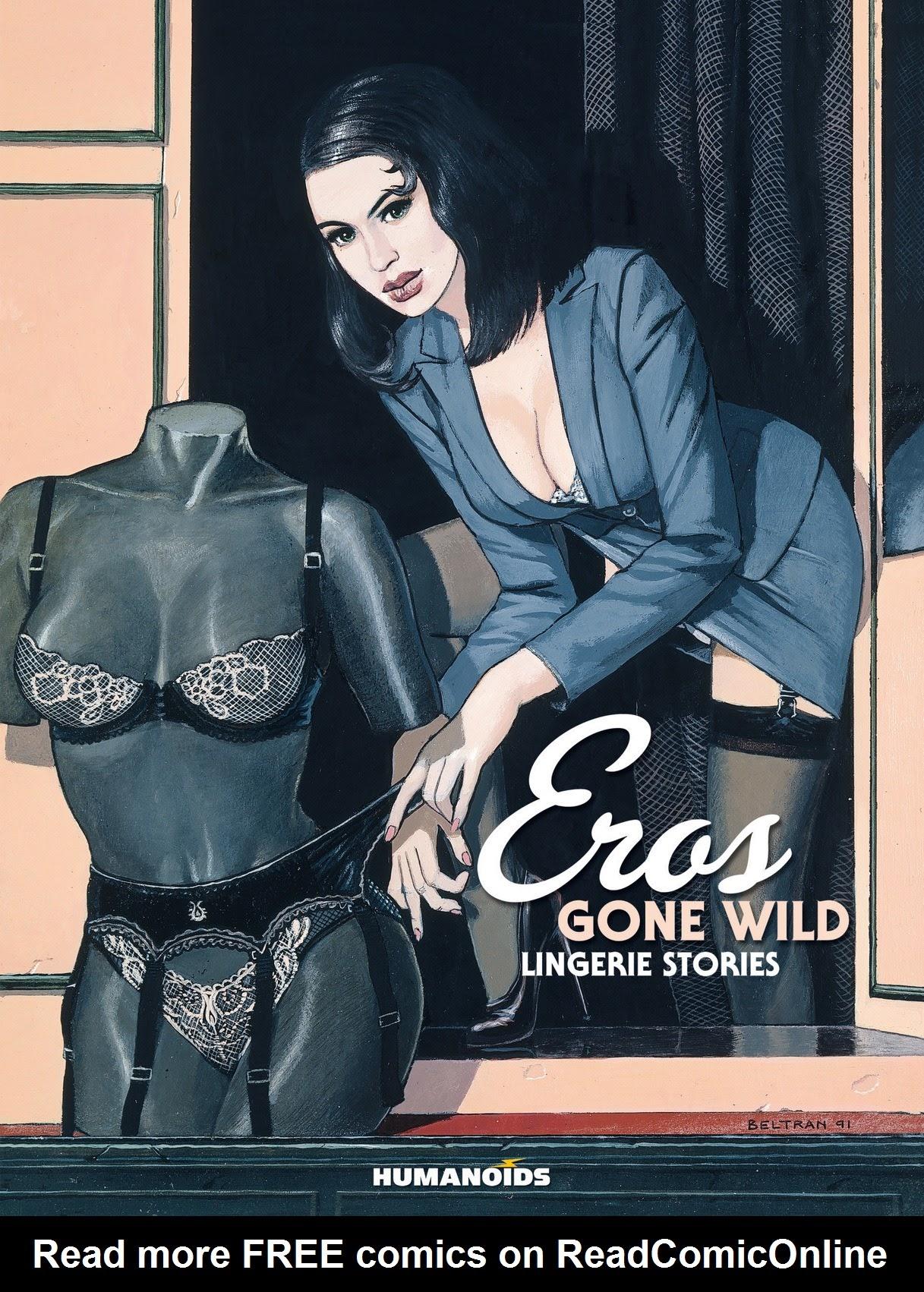 Eros Gone Wild 3 Page 1