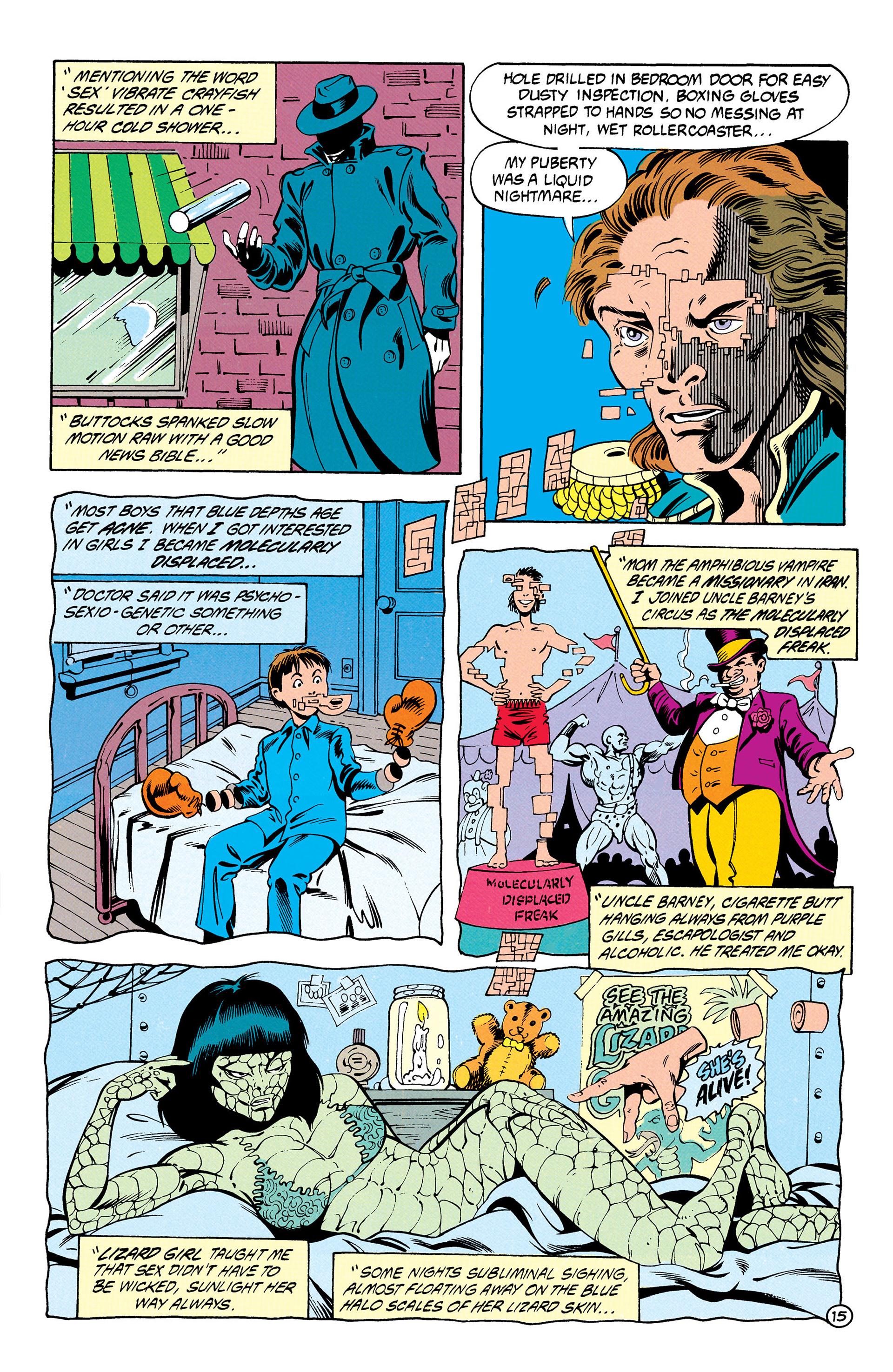 Read online Animal Man (1988) comic -  Issue #28 - 16