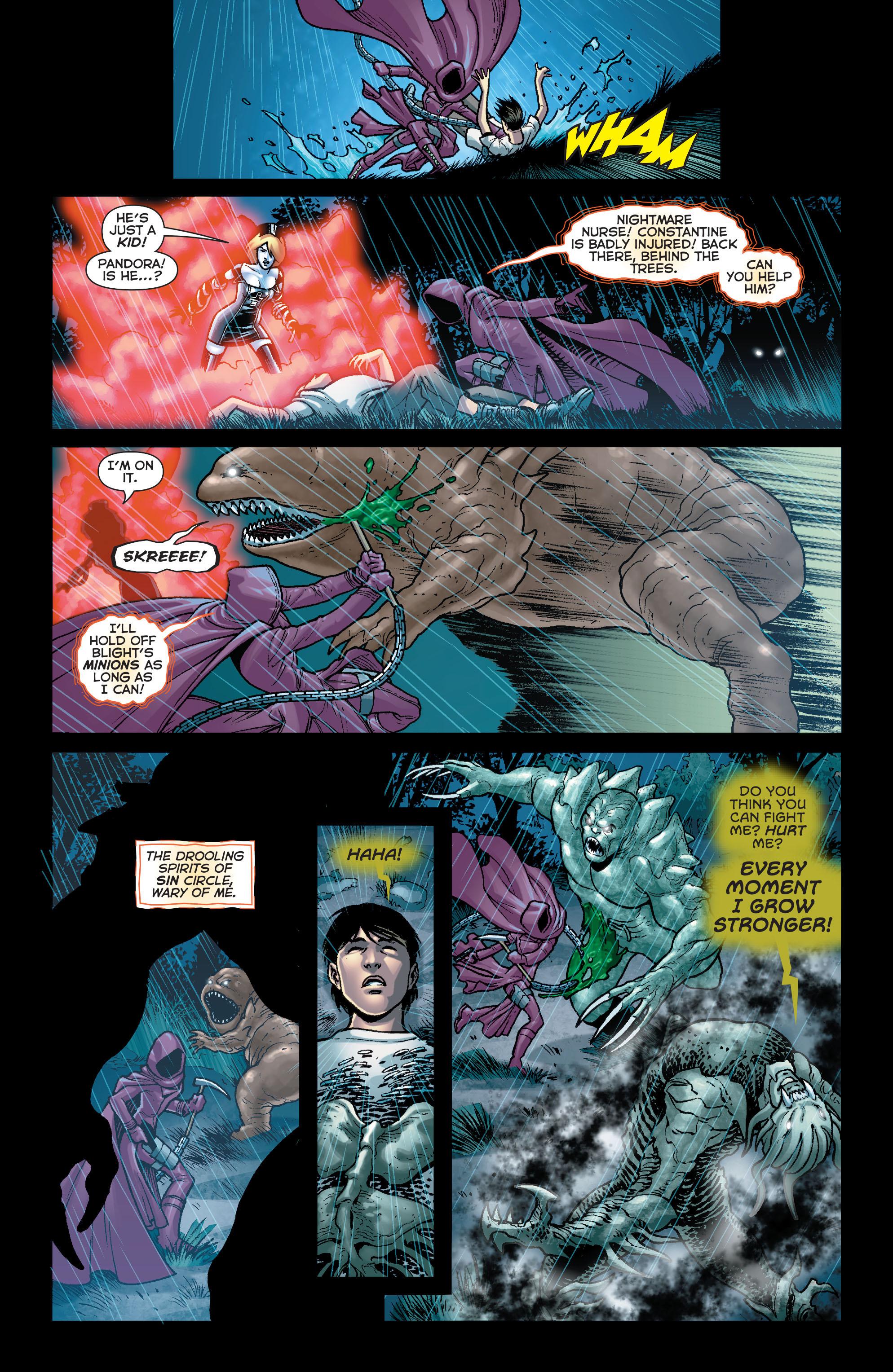 Read online Trinity of Sin: Pandora comic -  Issue #6 - 4