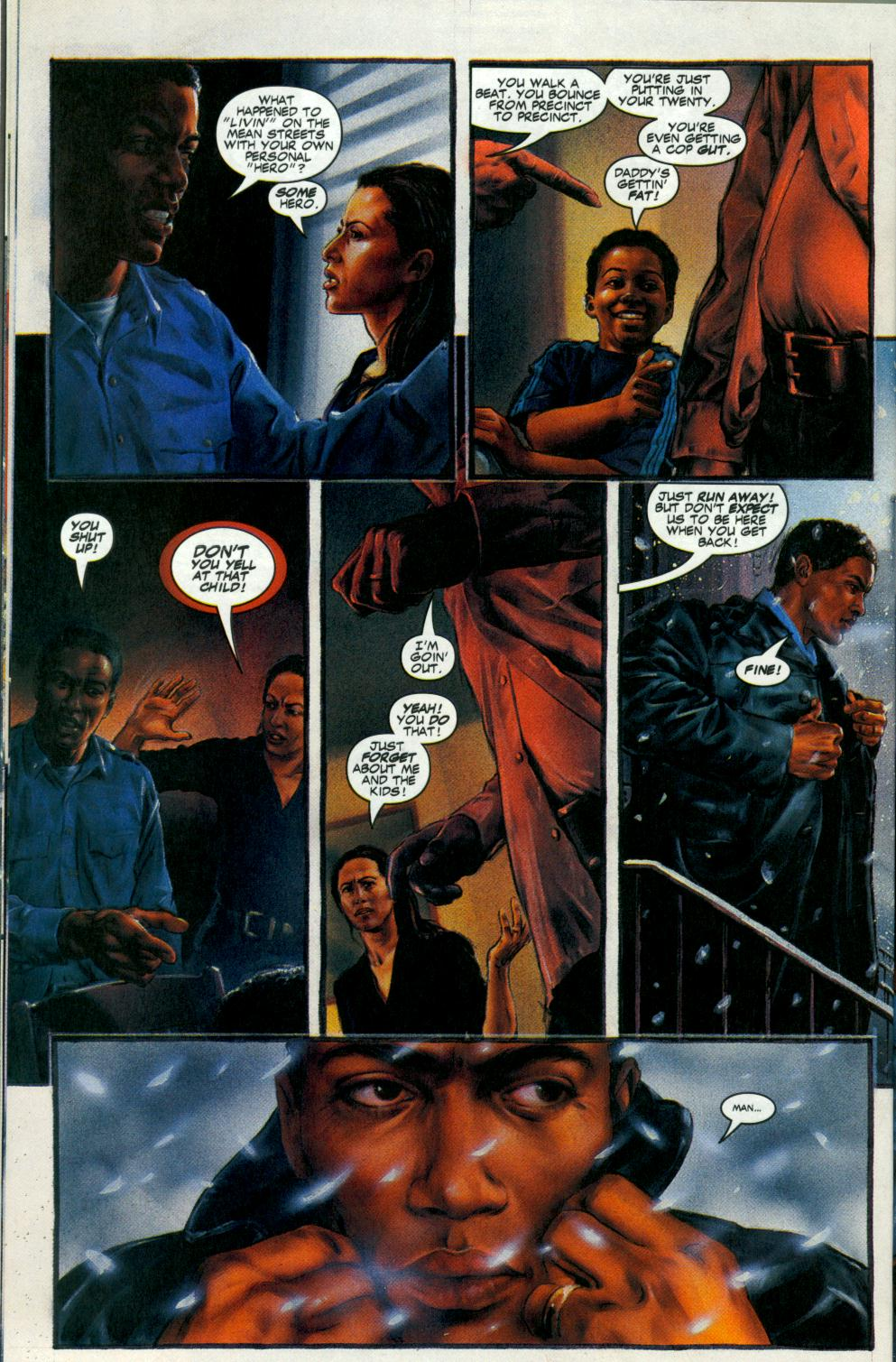 Read online Code of Honor comic -  Issue #3 - 13