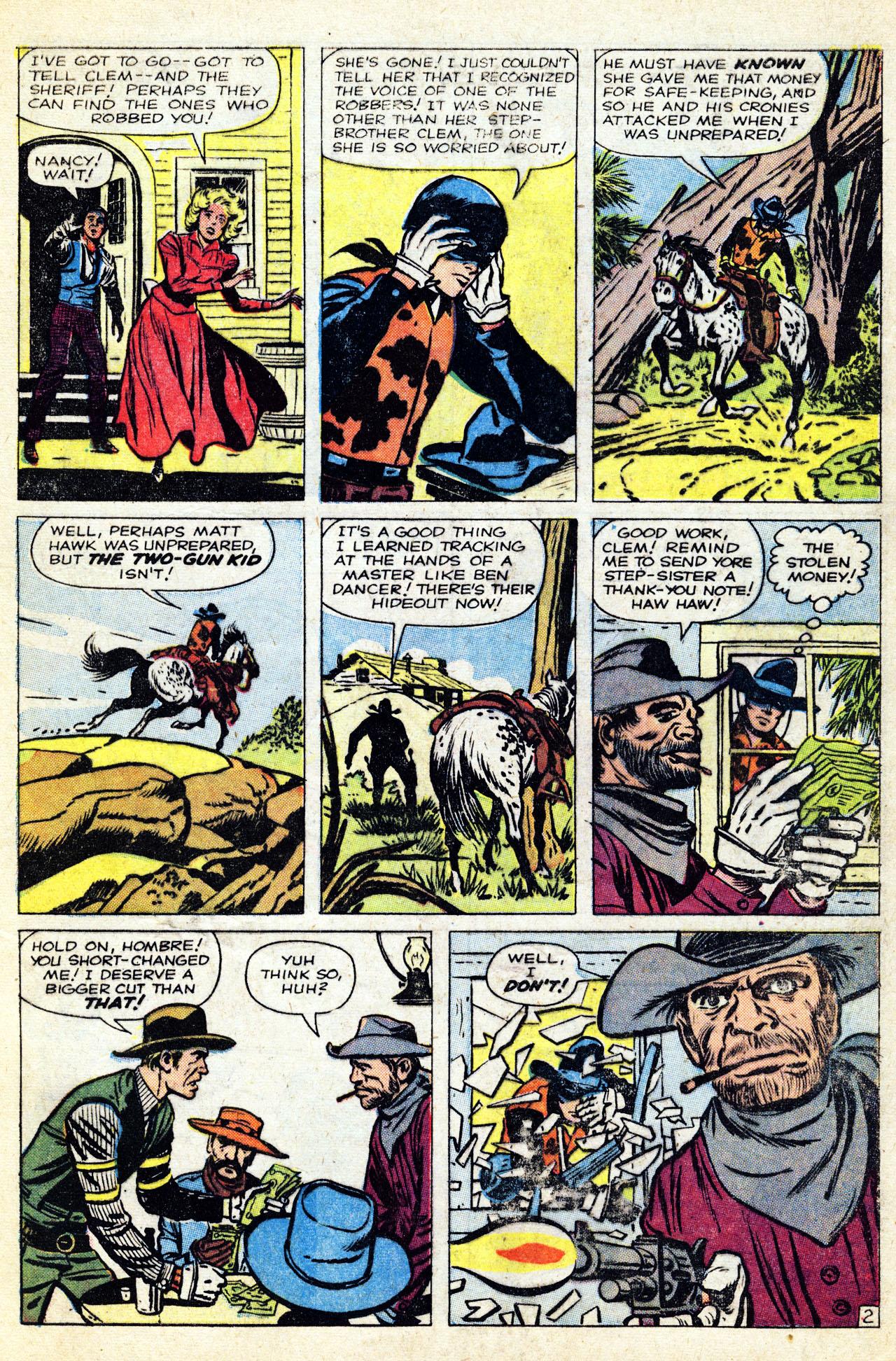 Read online Two-Gun Kid comic -  Issue #60 - 29