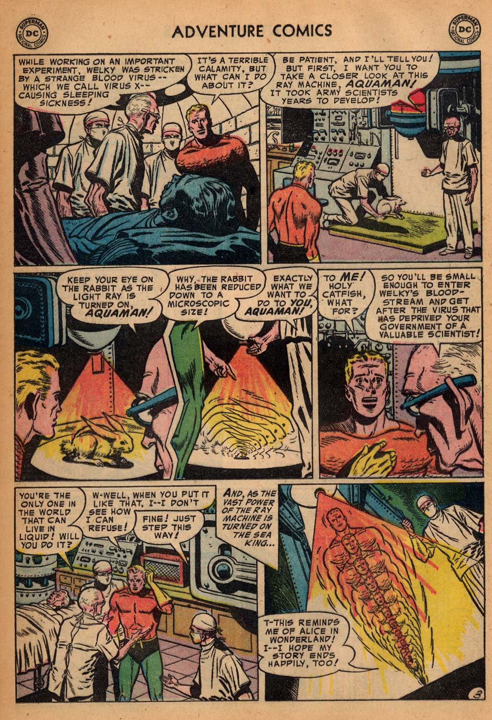 Read online Adventure Comics (1938) comic -  Issue #200 - 18