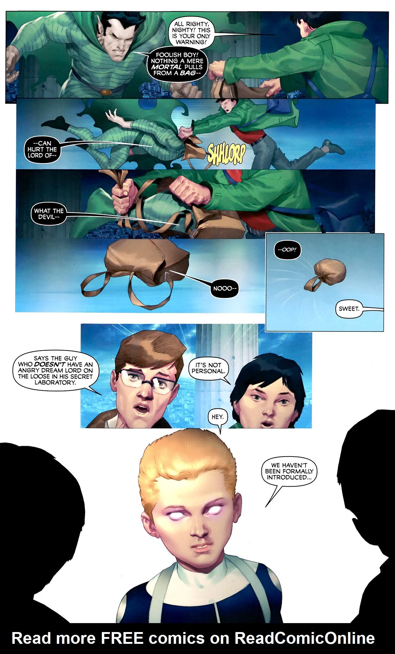Read online Hercules: Fall of an Avenger comic -  Issue #2 - 13