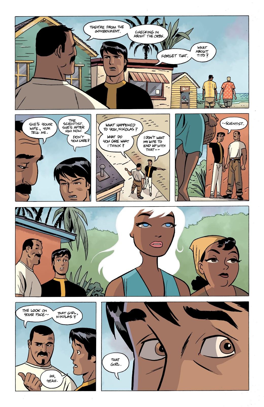 Read online The Twilight Children comic -  Issue #2 - 21