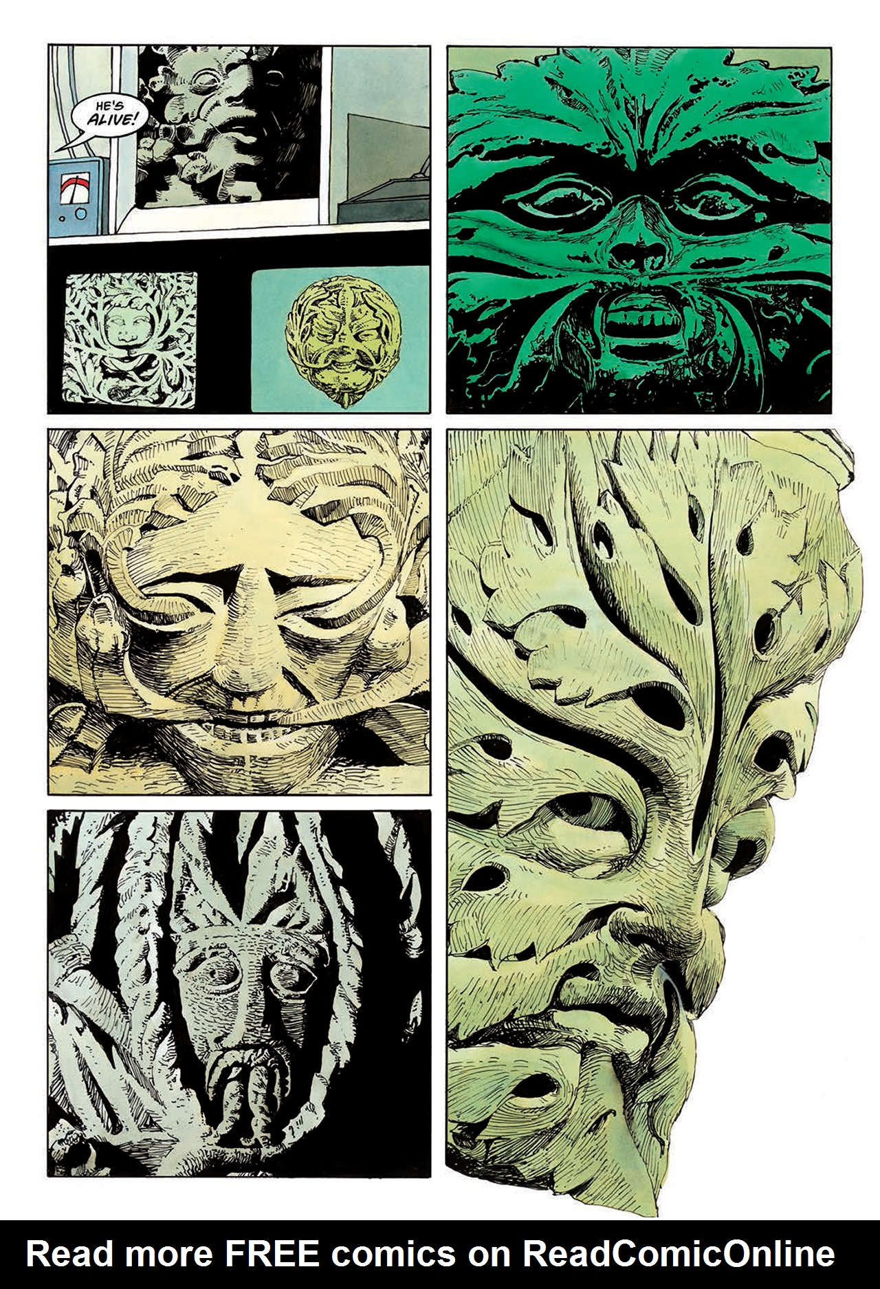 Read online Mazeworld comic -  Issue # TPB - 101