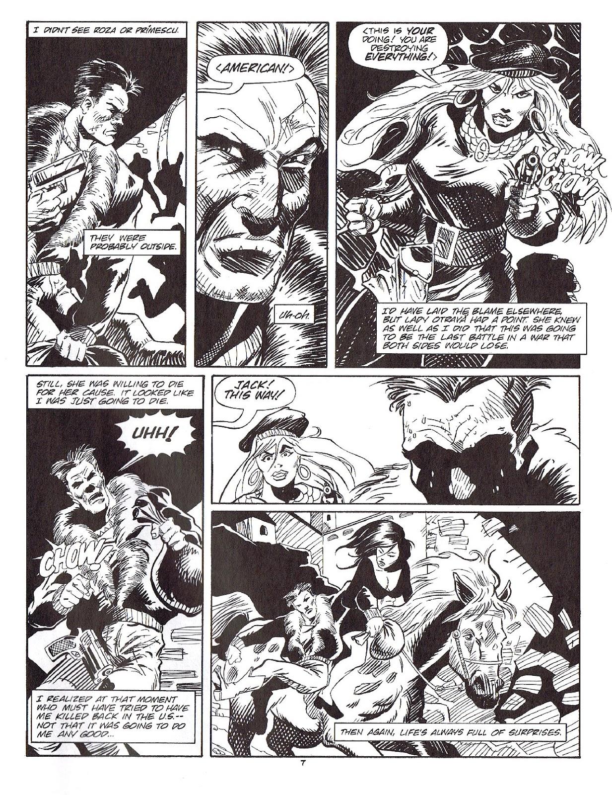 Read online Merchants of Death comic -  Issue #4 - 37