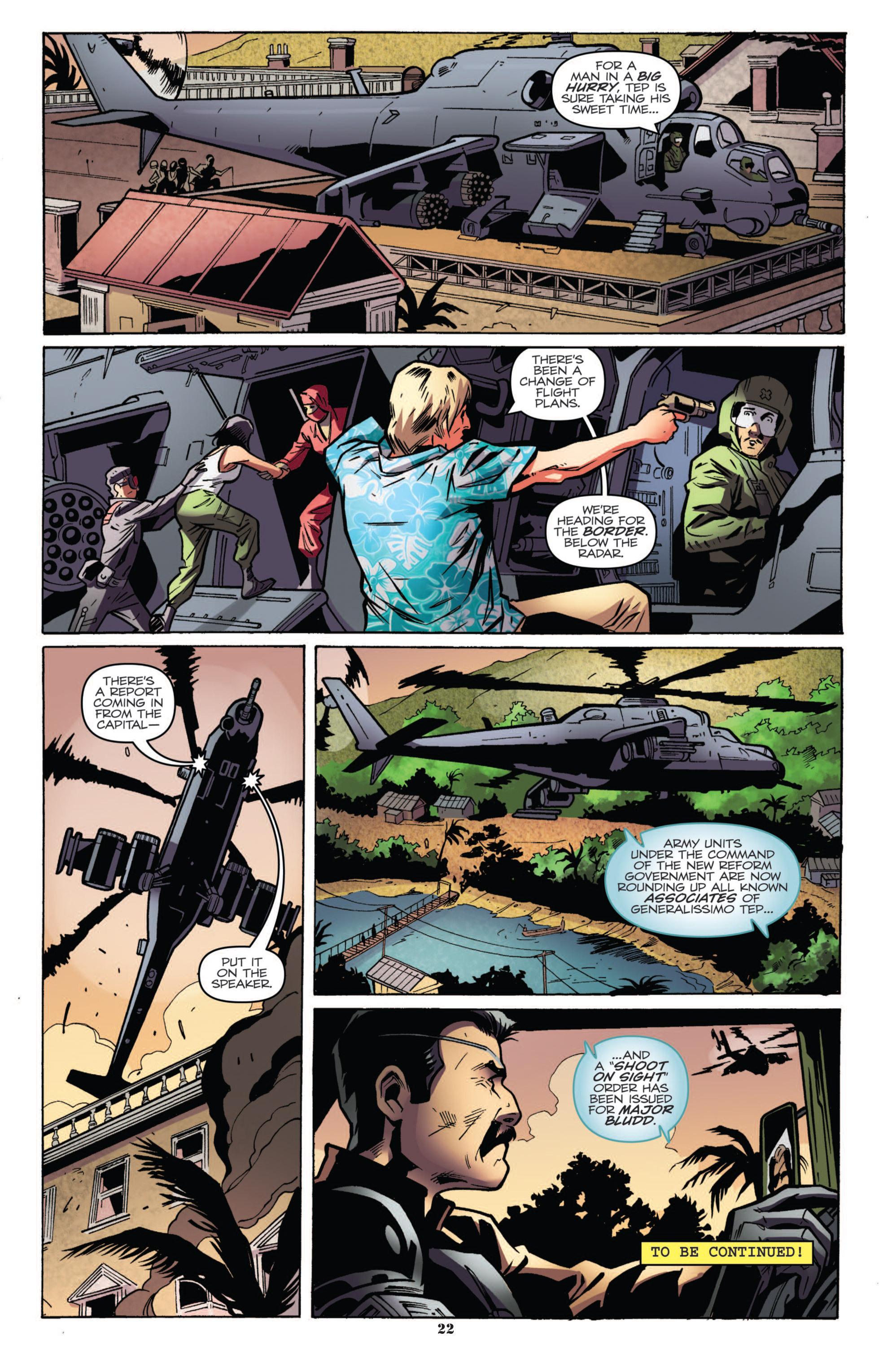 G.I. Joe: A Real American Hero 191 Page 23