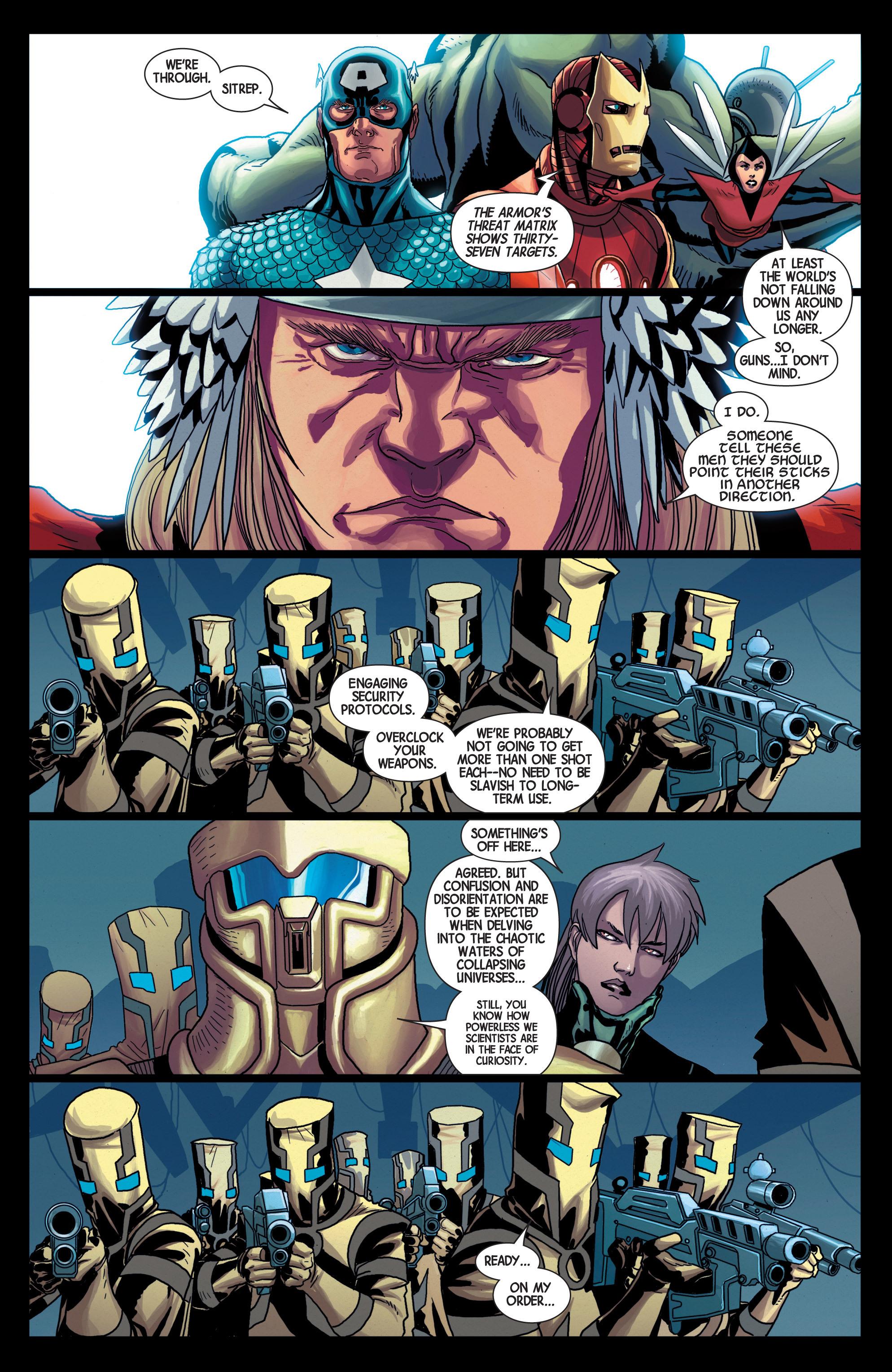 Read online Avengers (2013) comic -  Issue #Avengers (2013) _TPB 5 - 52
