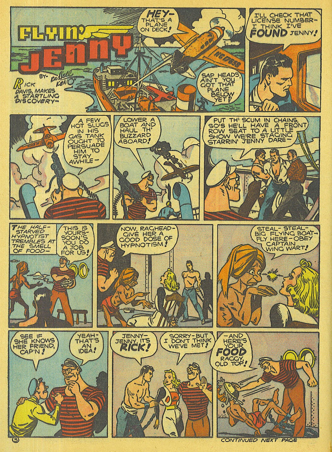 Reglar Fellers Heroic Comics issue 5 - Page 11