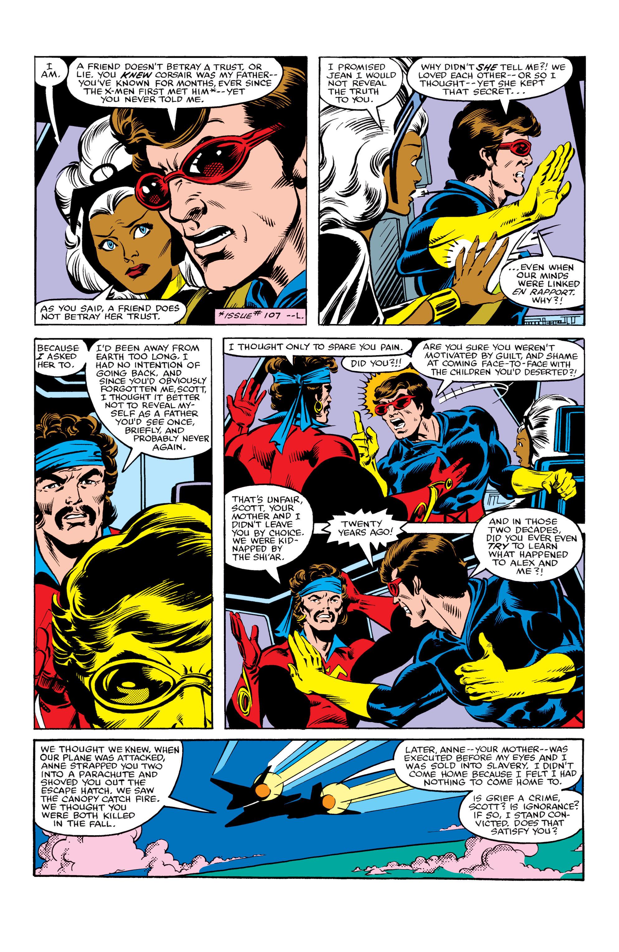 Read online Uncanny X-Men (1963) comic -  Issue #155 - 3