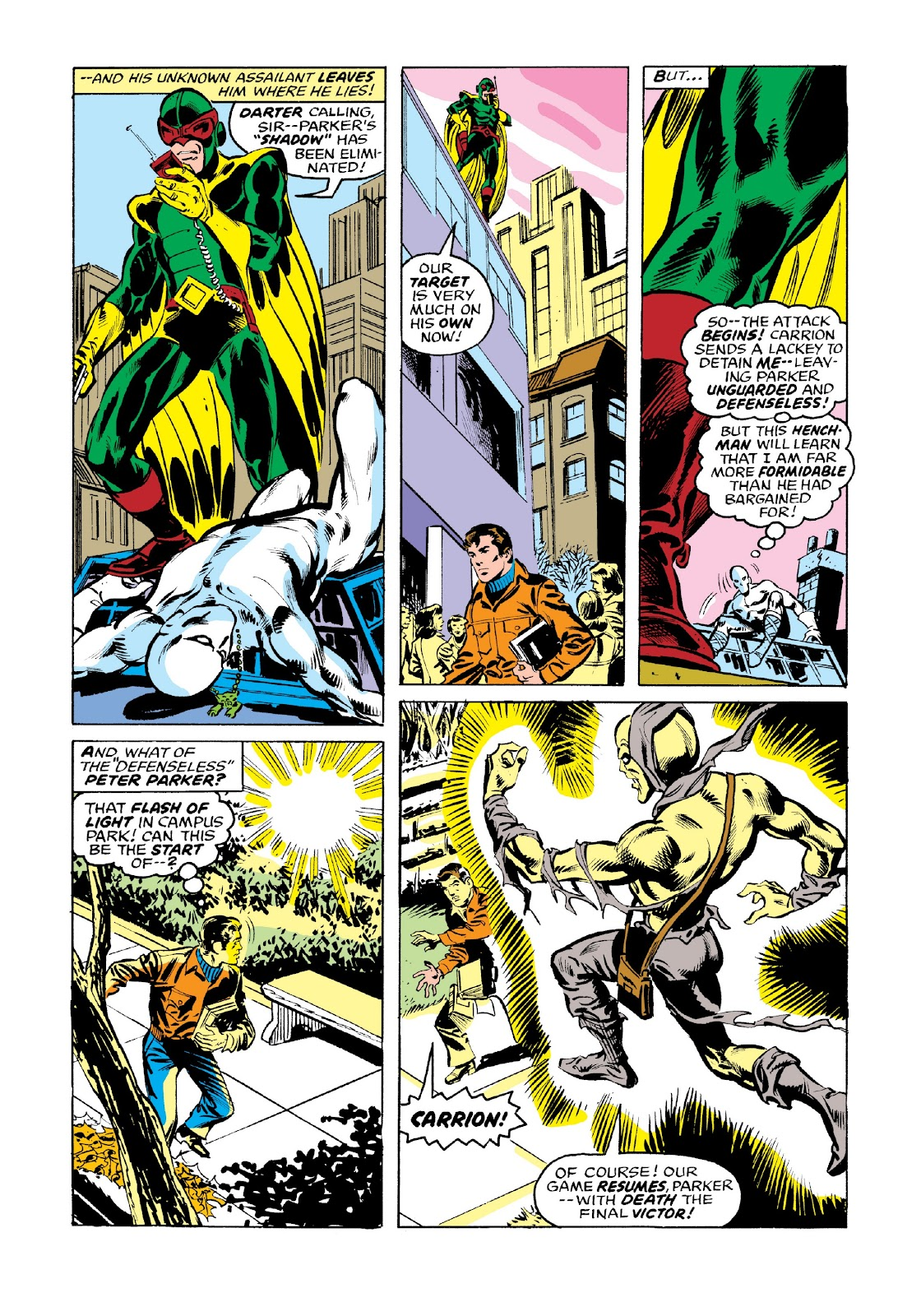 Read online Marvel Masterworks: The Spectacular Spider-Man comic -  Issue # TPB 2 (Part 3) - 57