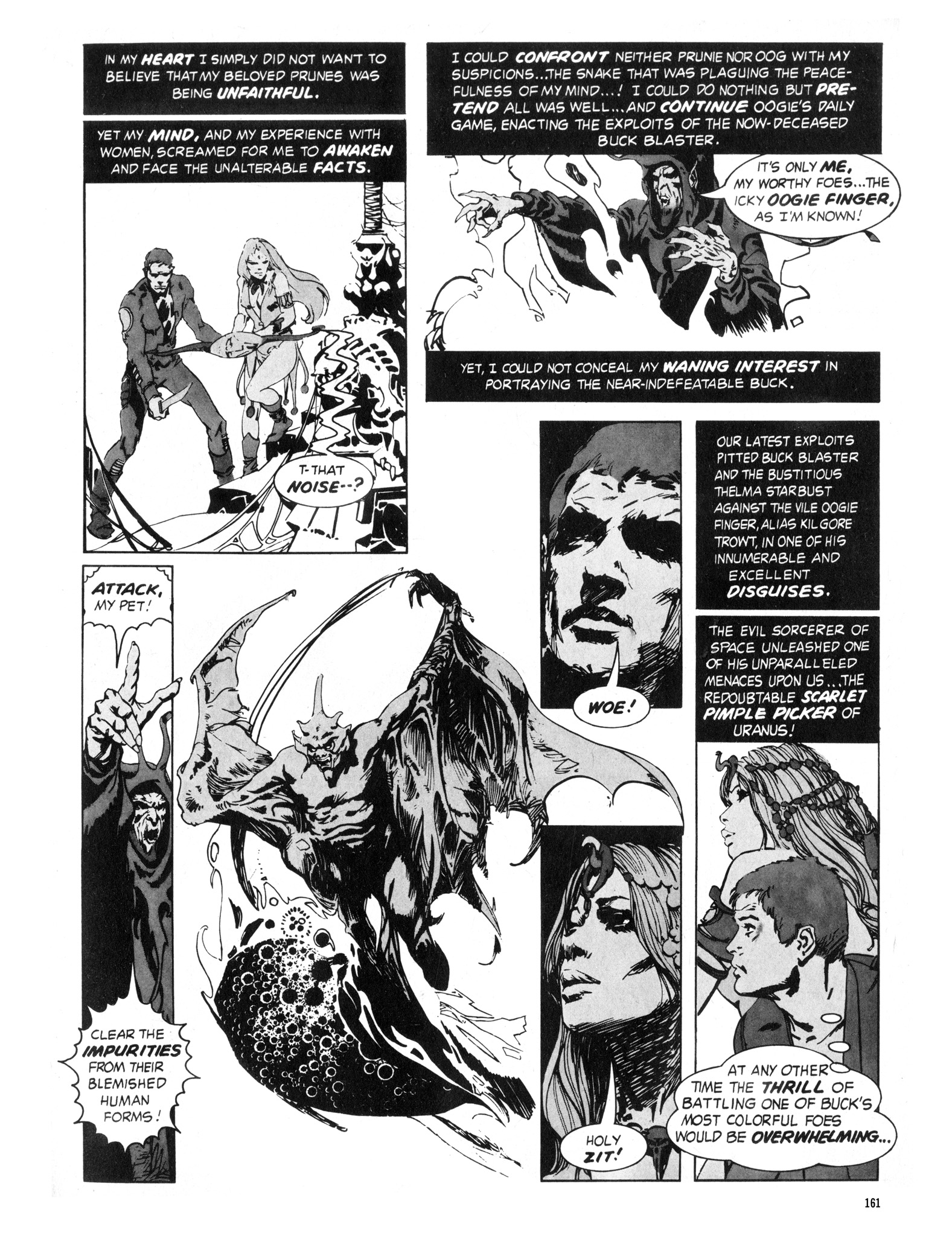 Read online Eerie Archives comic -  Issue # TPB 16 - 162