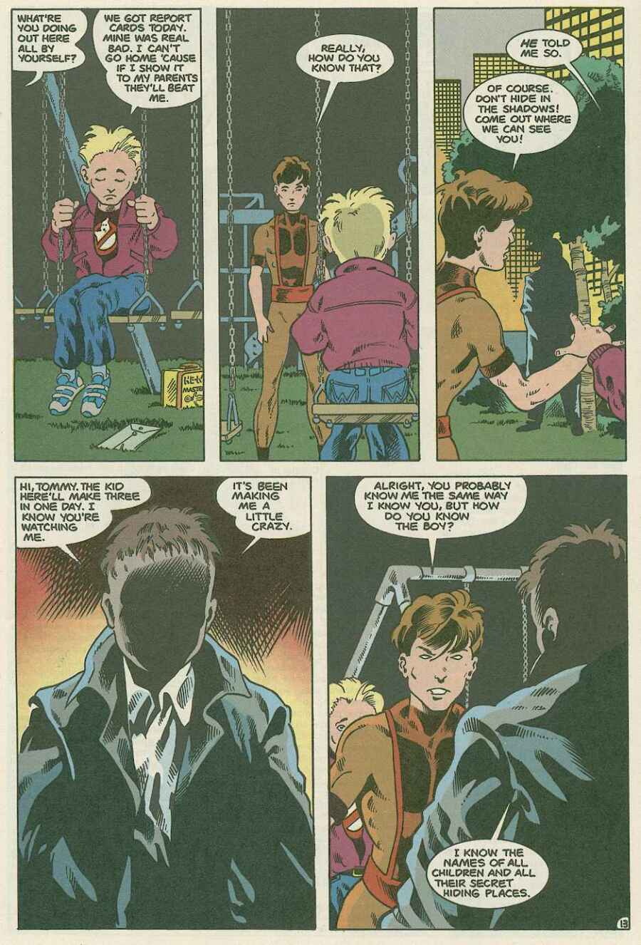 Elementals (1984) issue Special 1 - Page 16
