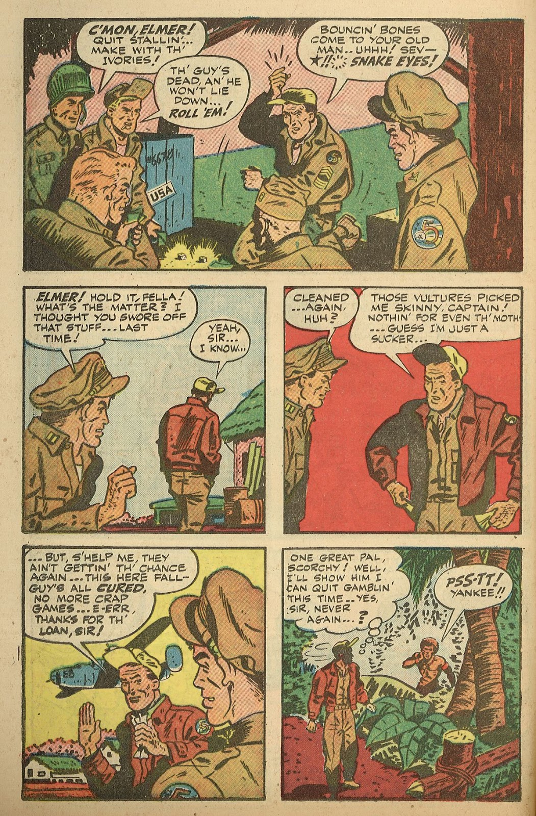 Read online Famous Funnies comic -  Issue #148 - 36