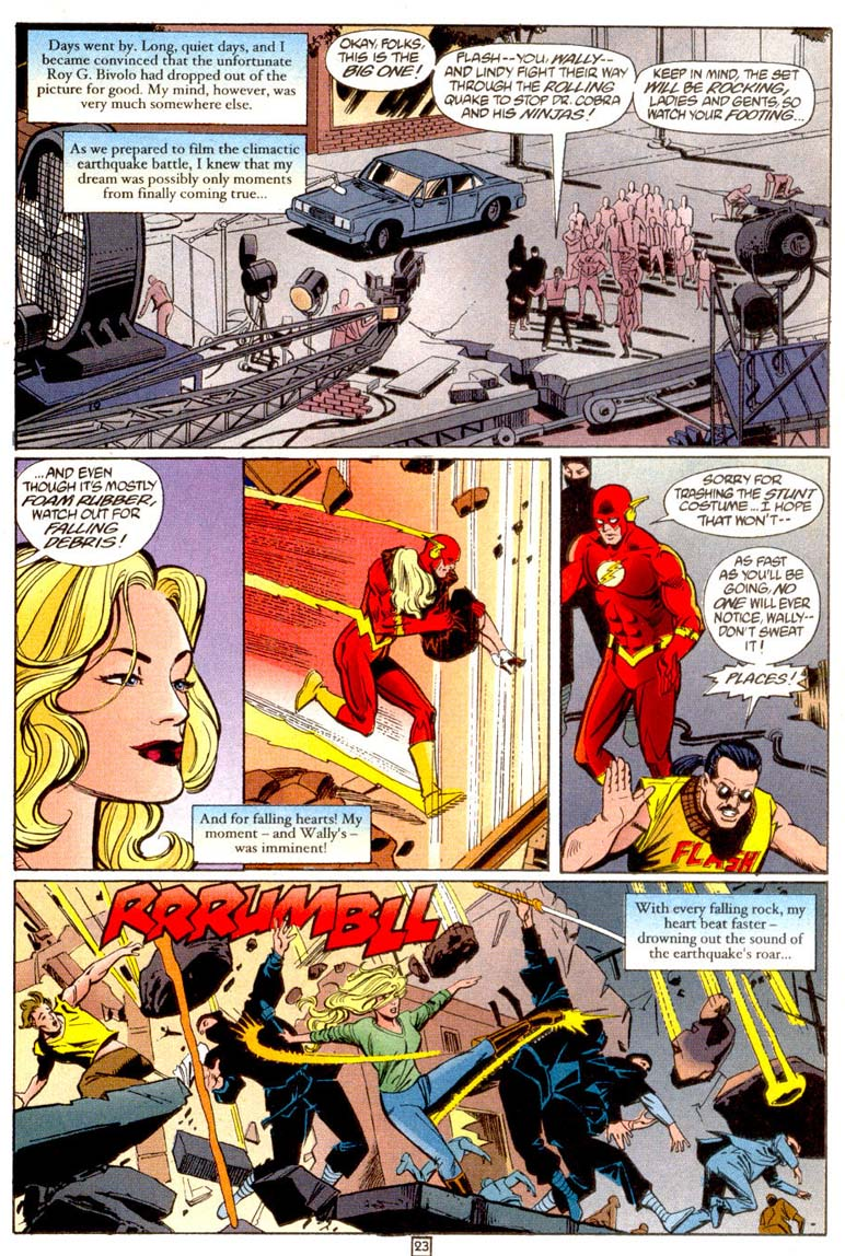 Read online The Flash (1987) comic -  Issue # _Annual 10 - 24