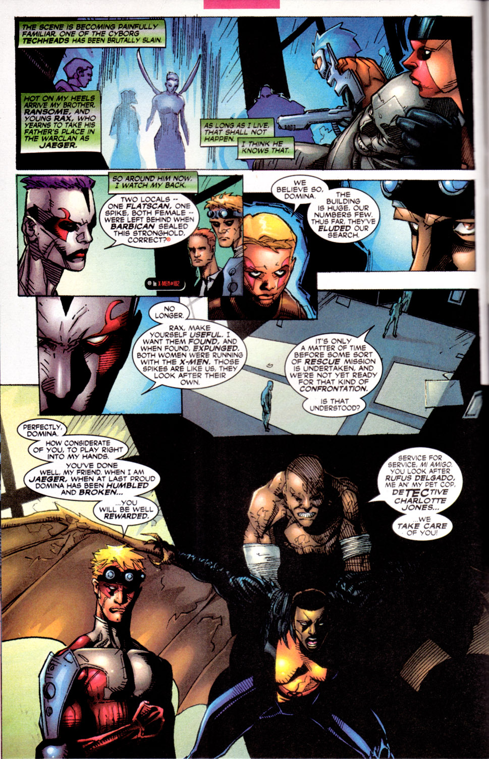 X-Men (1991) 106 Page 10