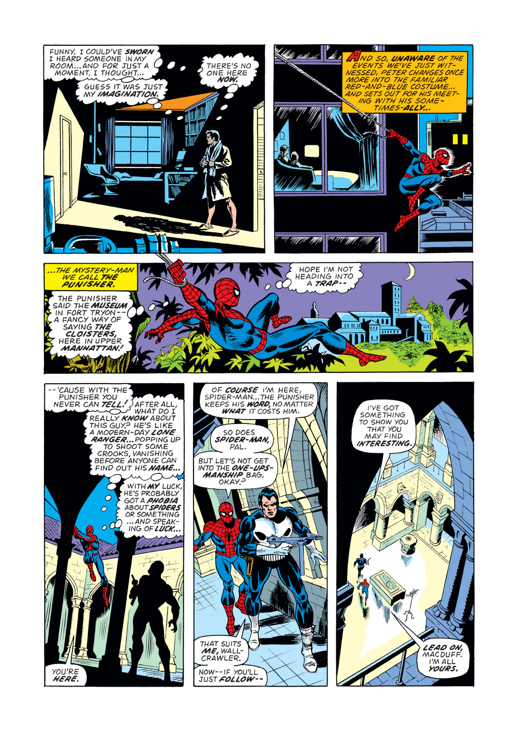 The Amazing Spider-Man (1963) 135 Page 9