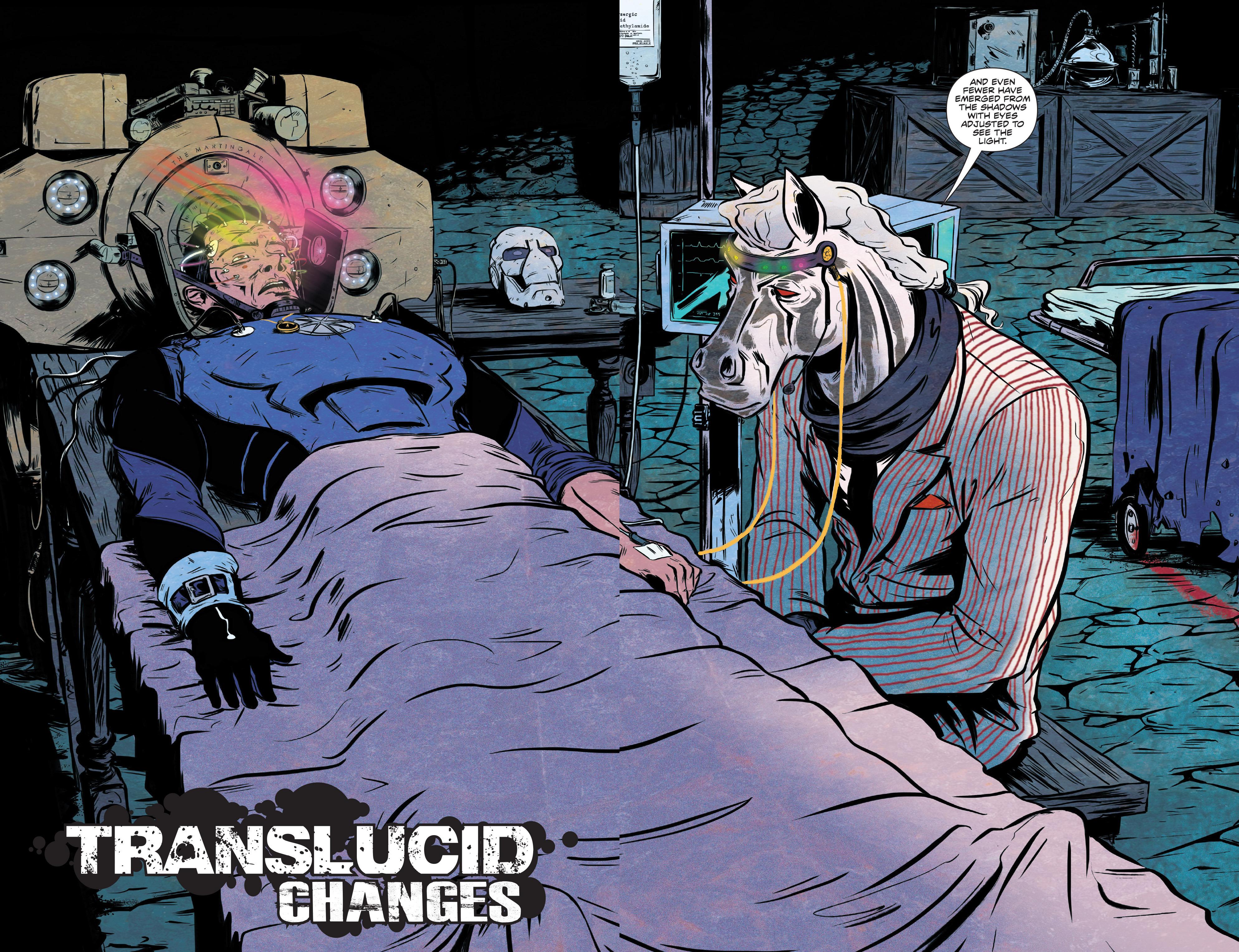 Read online Translucid comic -  Issue #6 - 6