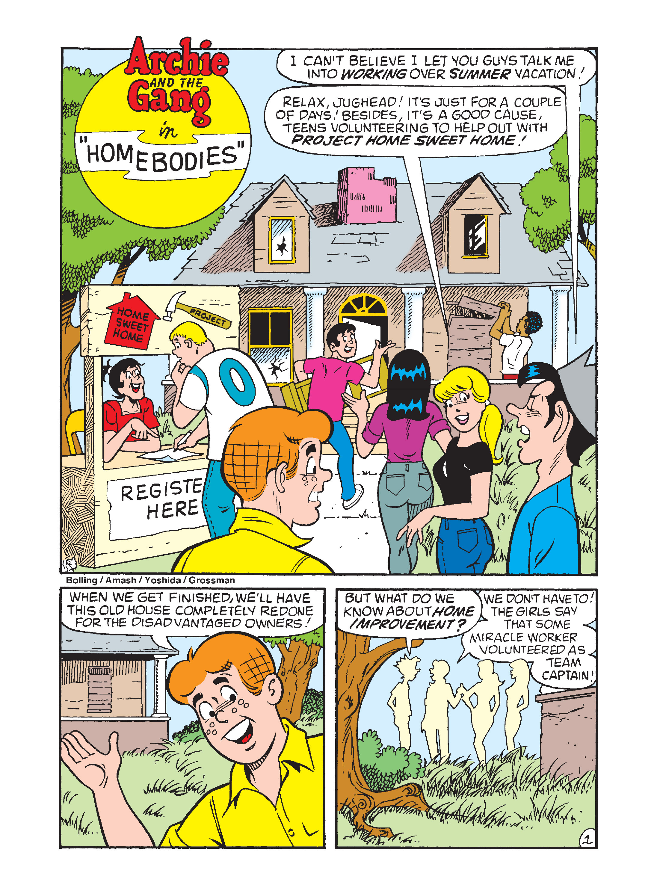 Read online Archie's Funhouse Double Digest comic -  Issue #7 - 28