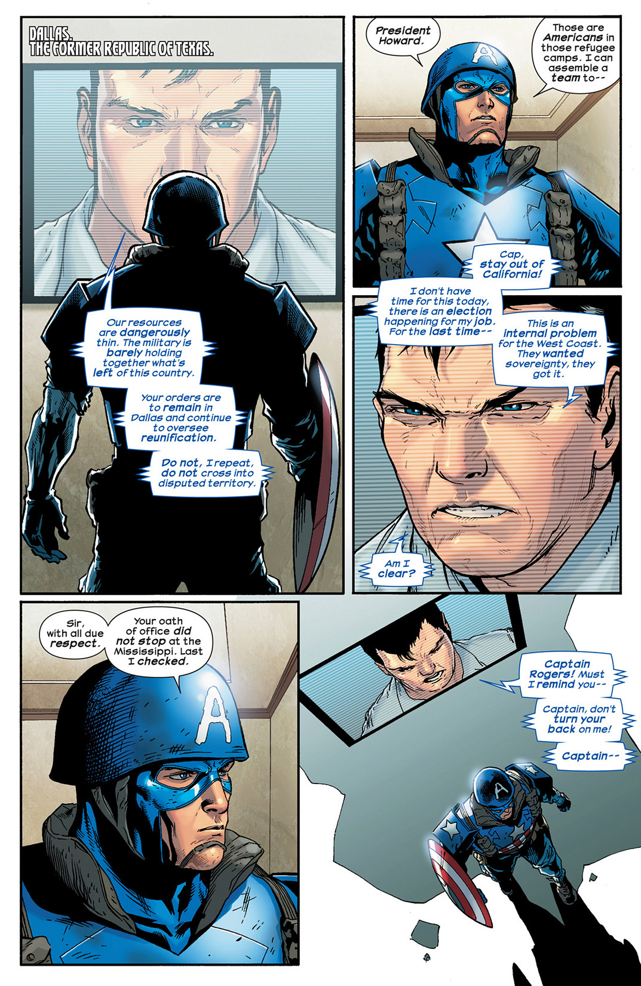 Read online Ultimate Comics Ultimates comic -  Issue #15 - 7