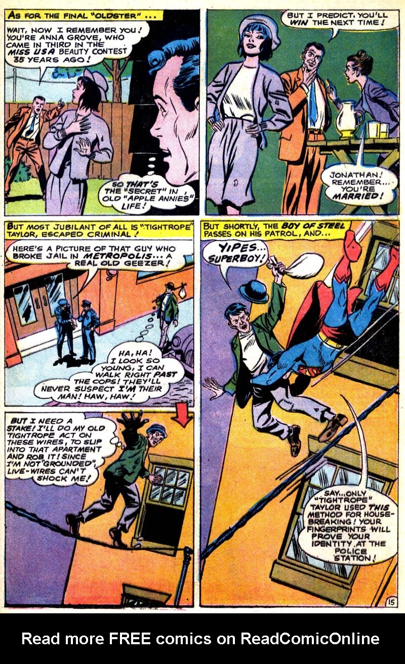 Superboy (1949) issue 145 - Page 16