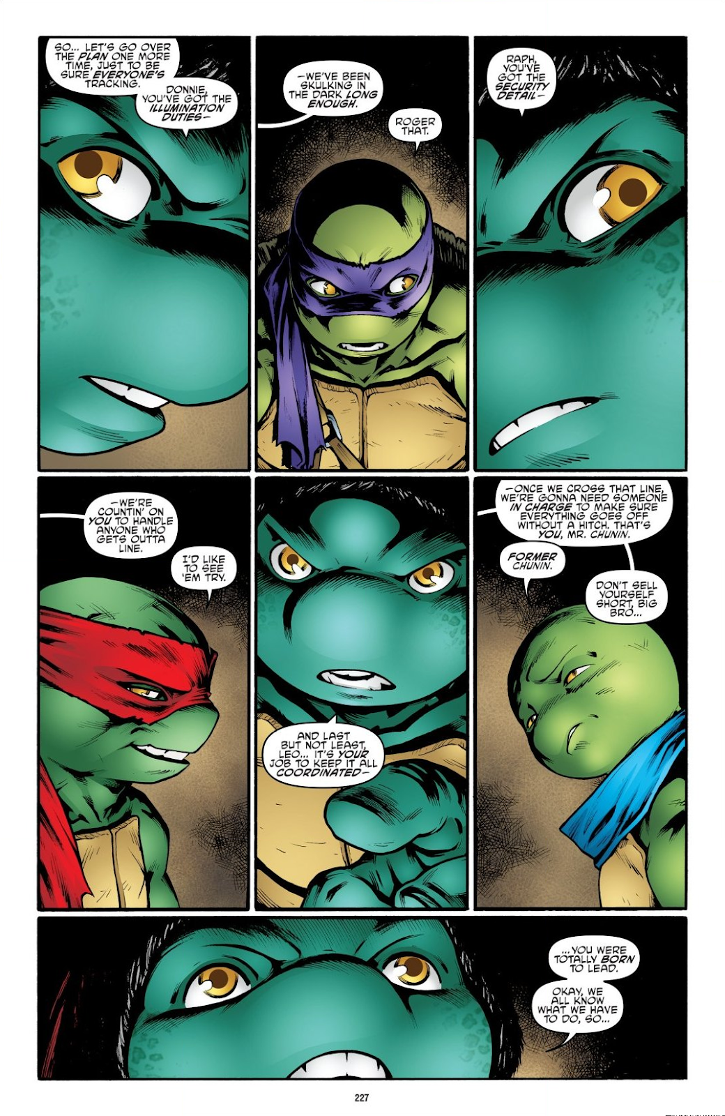 Read online Teenage Mutant Ninja Turtles: The IDW Collection comic -  Issue # TPB 8 (Part 3) - 26