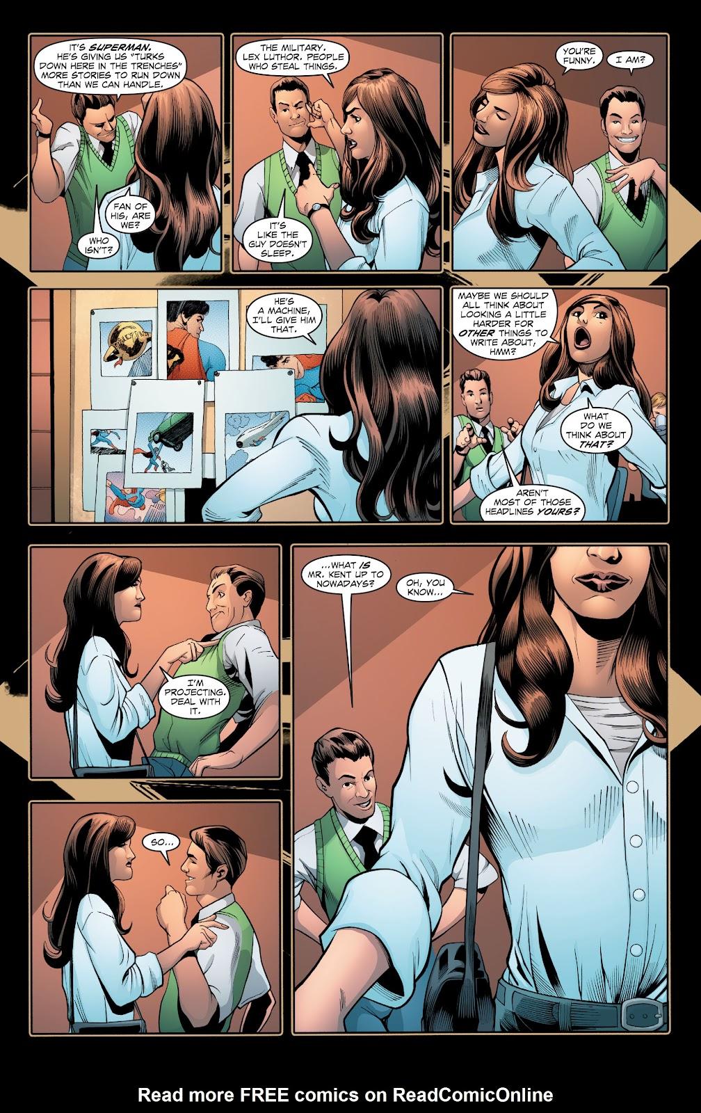 Read online Smallville Season 11 [II] comic -  Issue # TPB 2 - 21