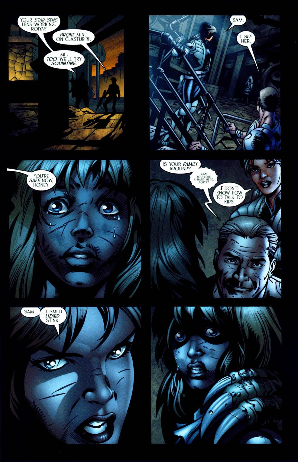 Read online Sigil (2000) comic -  Issue #35 - 8