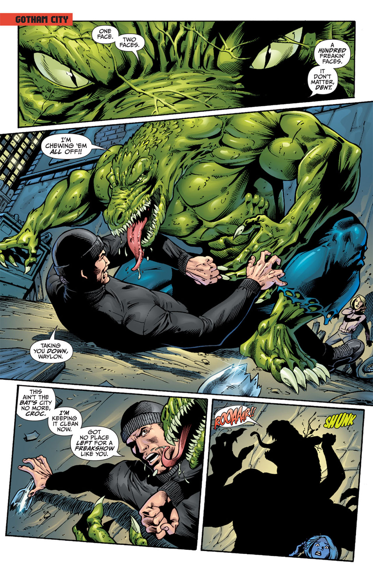 Read online World War III comic -  Issue #2 - 10