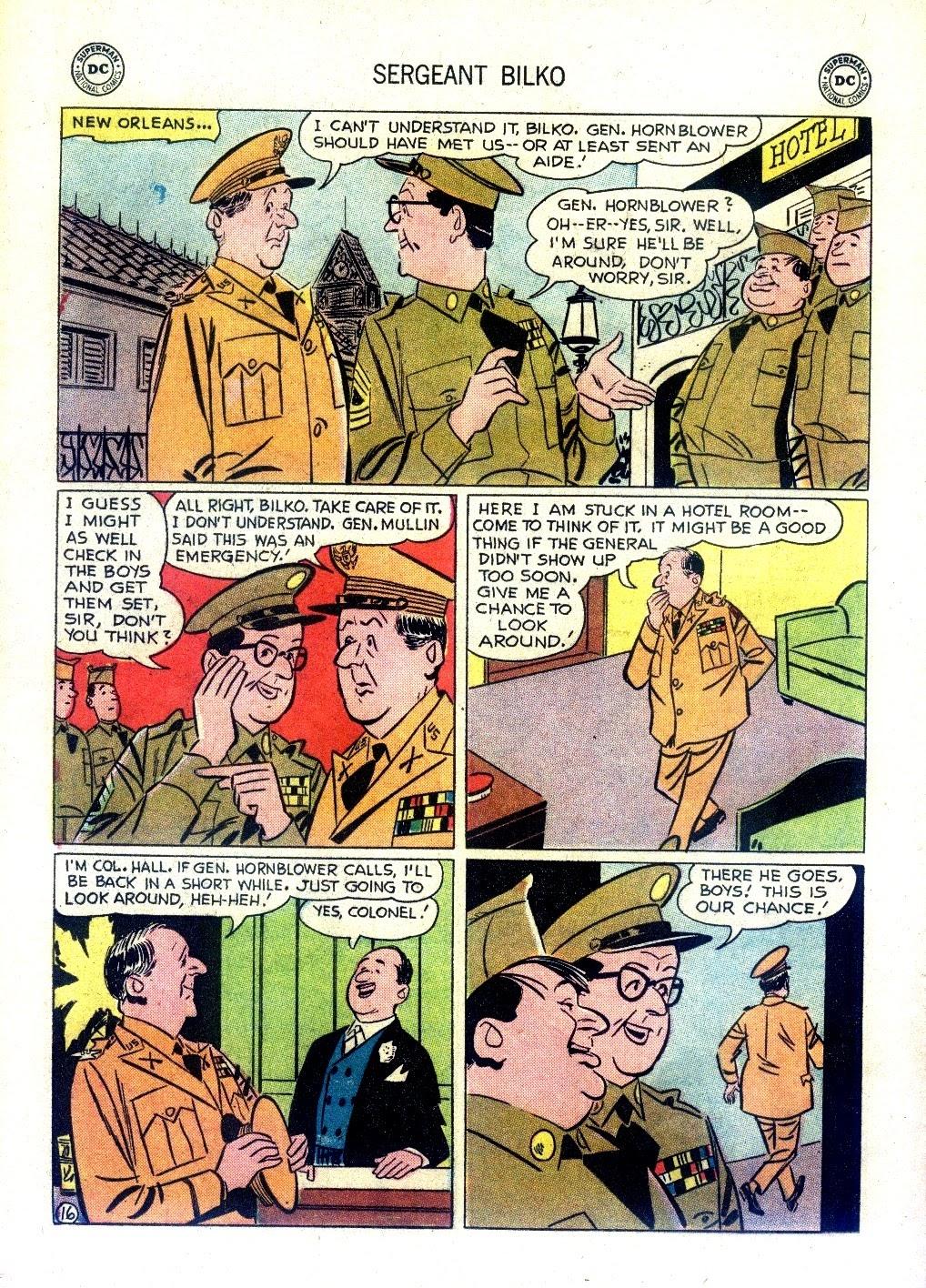 Sergeant Bilko issue 9 - Page 20