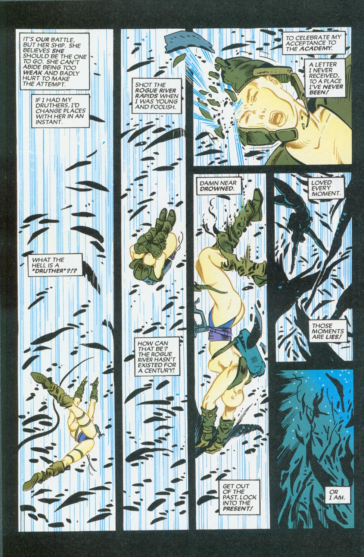 Read online Aliens/Predator: The Deadliest of the Species comic -  Issue #9 - 22