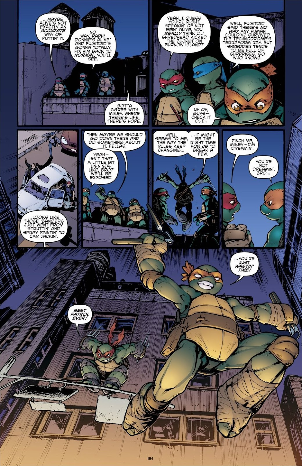 Read online Teenage Mutant Ninja Turtles: The IDW Collection comic -  Issue # TPB 6 (Part 2) - 62