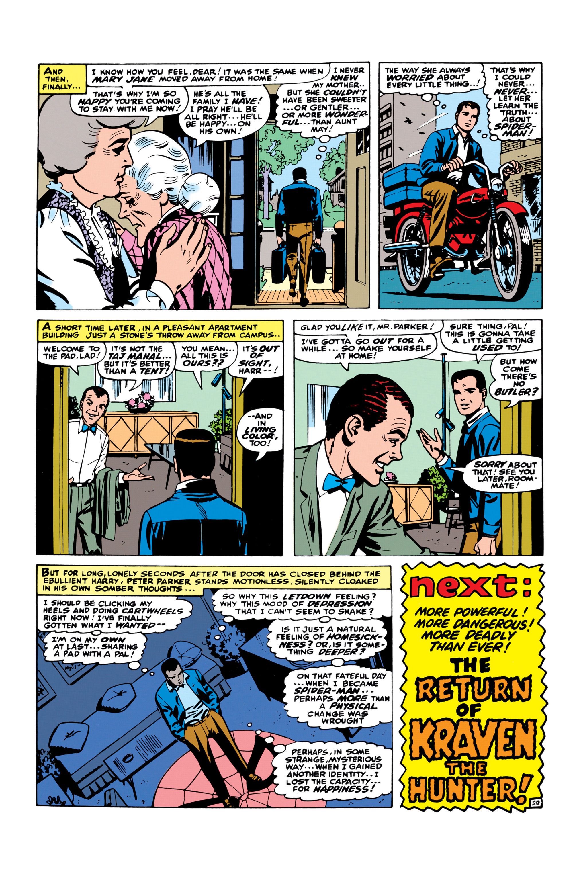The Amazing Spider-Man (1963) 46 Page 20
