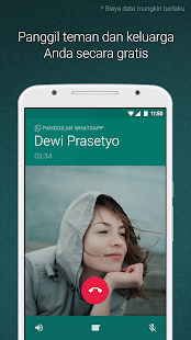 Aplikasi WhatsApp Messenger 2.16.396 Apk Update 2017