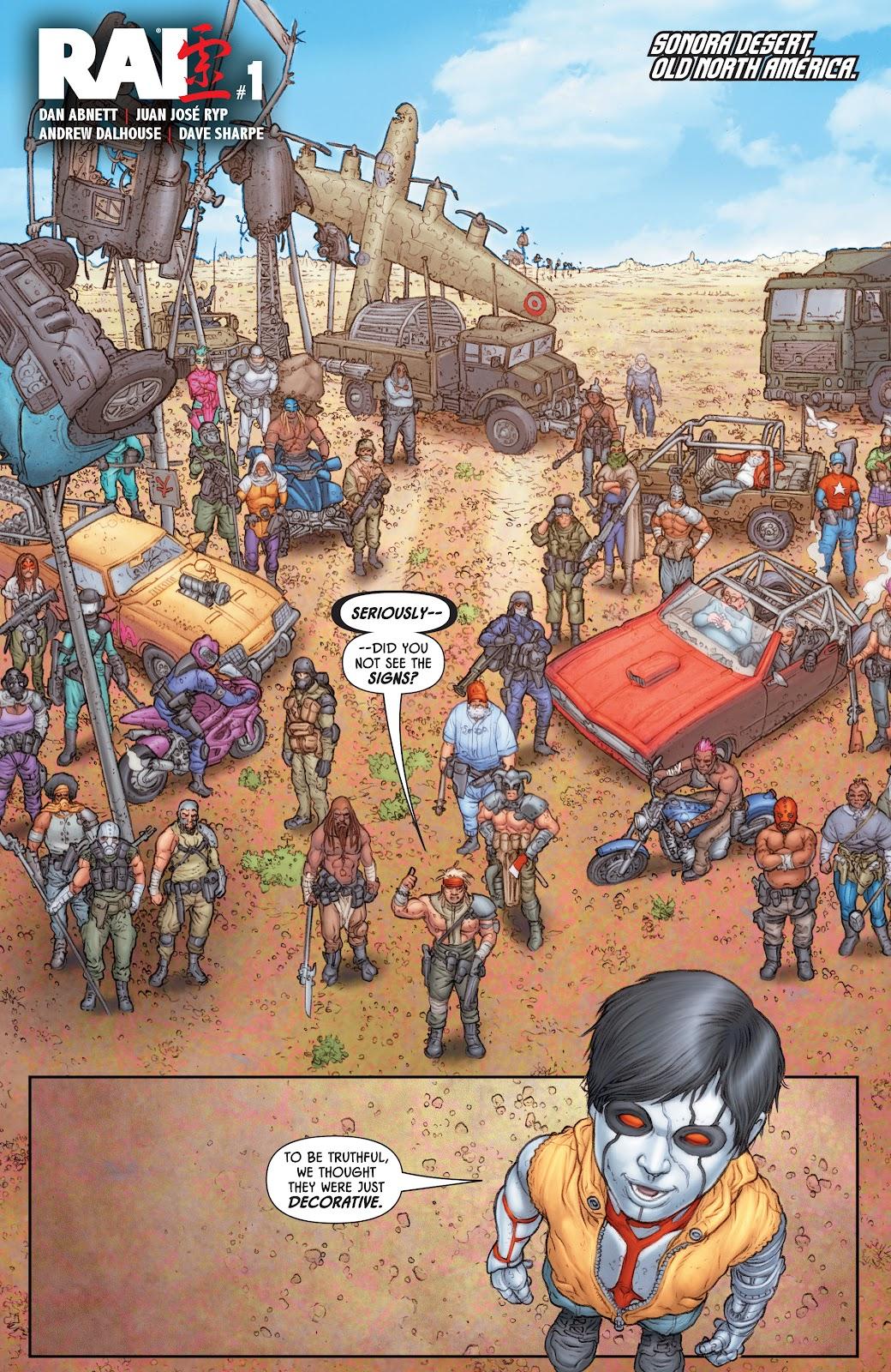 Read online Bloodshot (2019) comic -  Issue #1 - 24