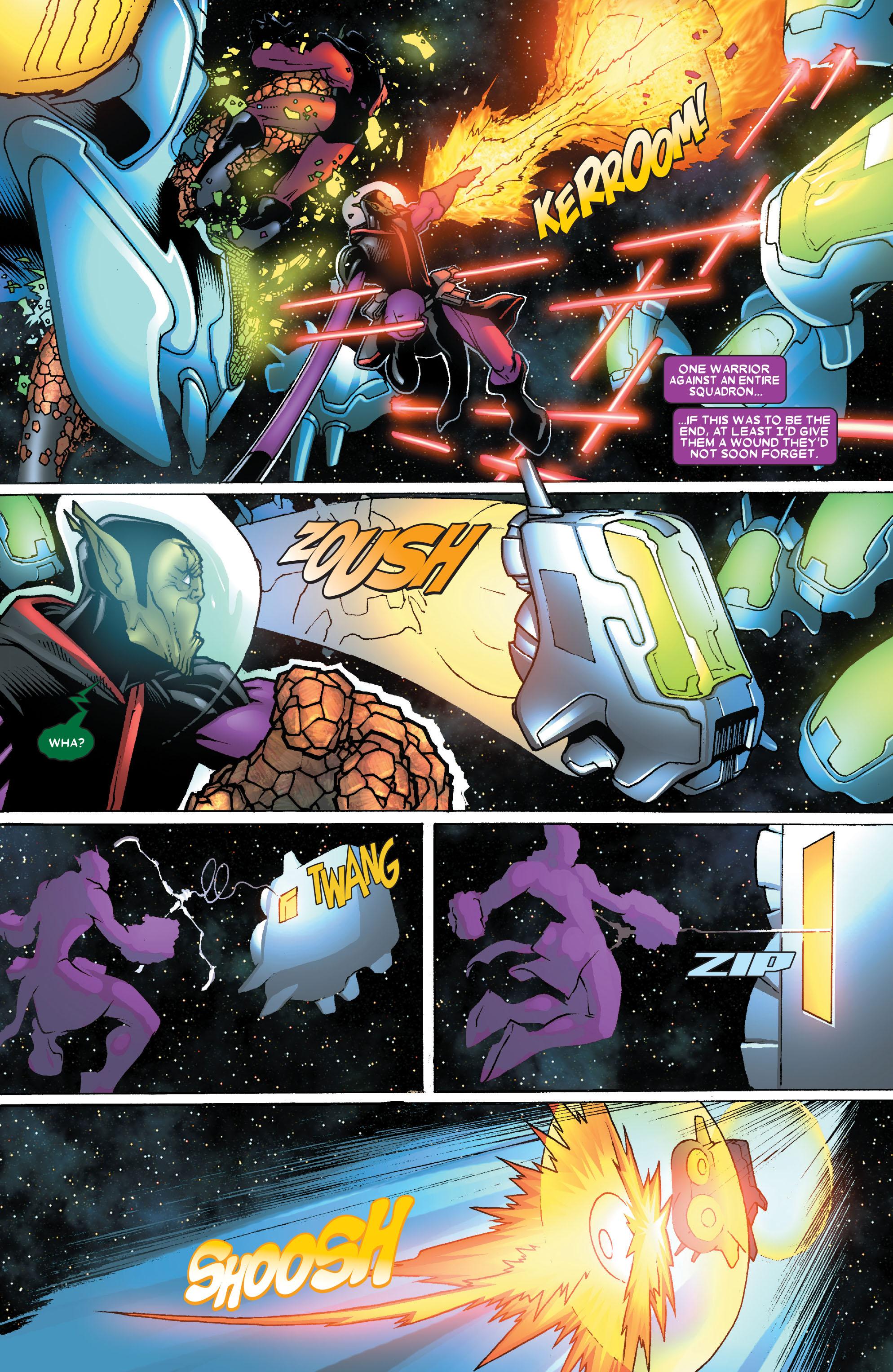 Read online Annihilation: Super-Skrull comic -  Issue #1 - 17