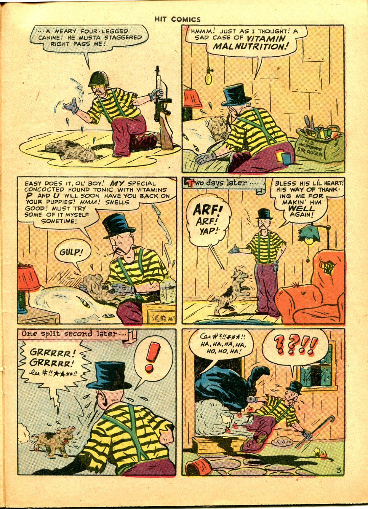 Read online Hit Comics comic -  Issue #49 - 41