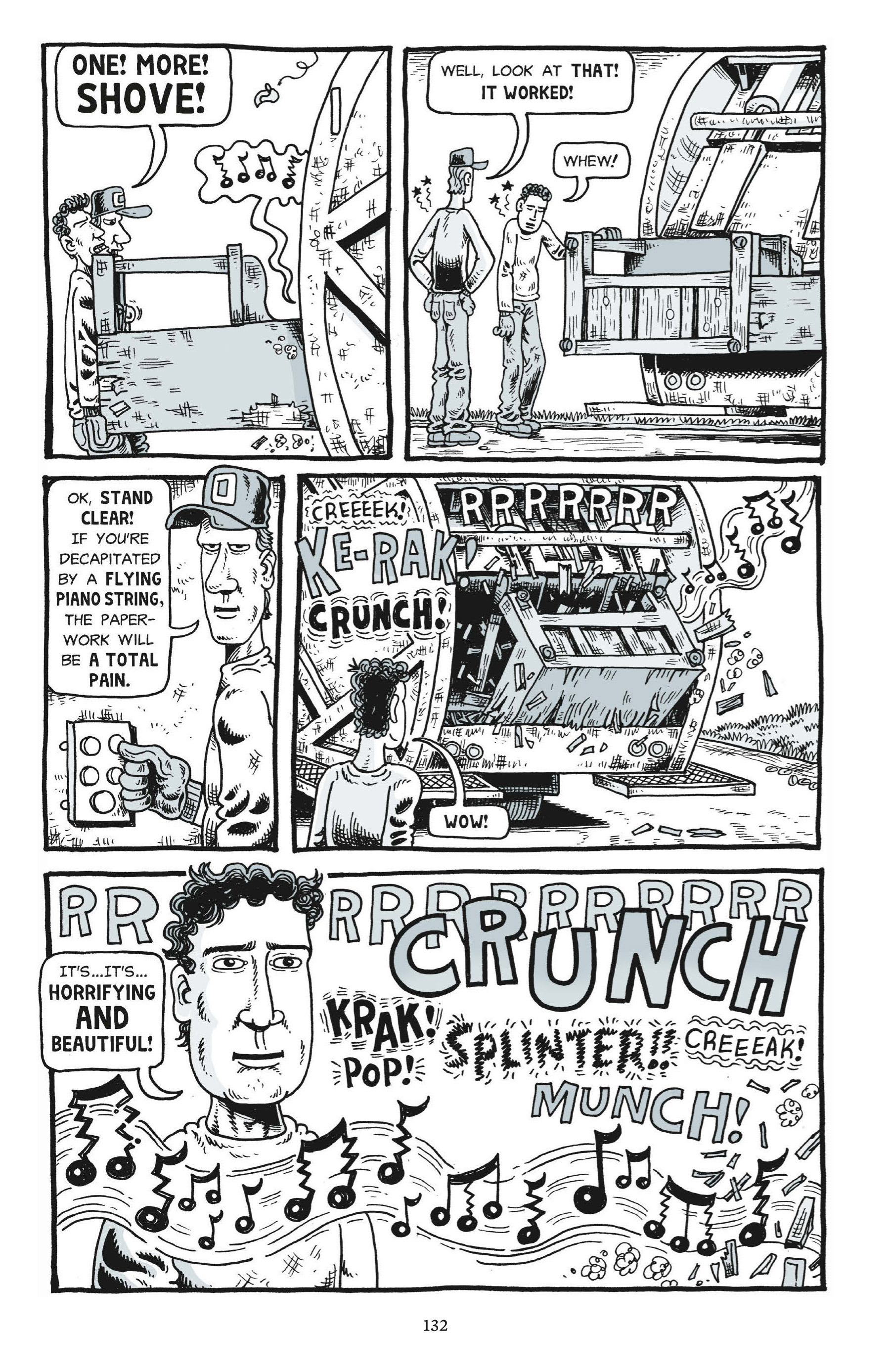 Read online Trashed comic -  Issue # Full - 128