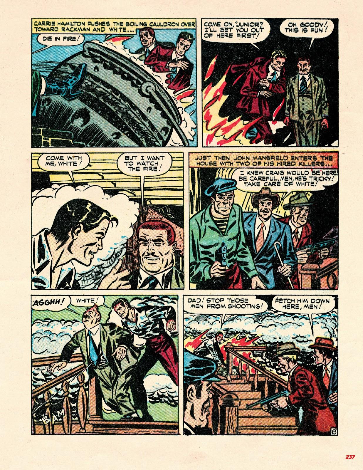Read online Super Weird Heroes comic -  Issue # TPB 2 (Part 3) - 37