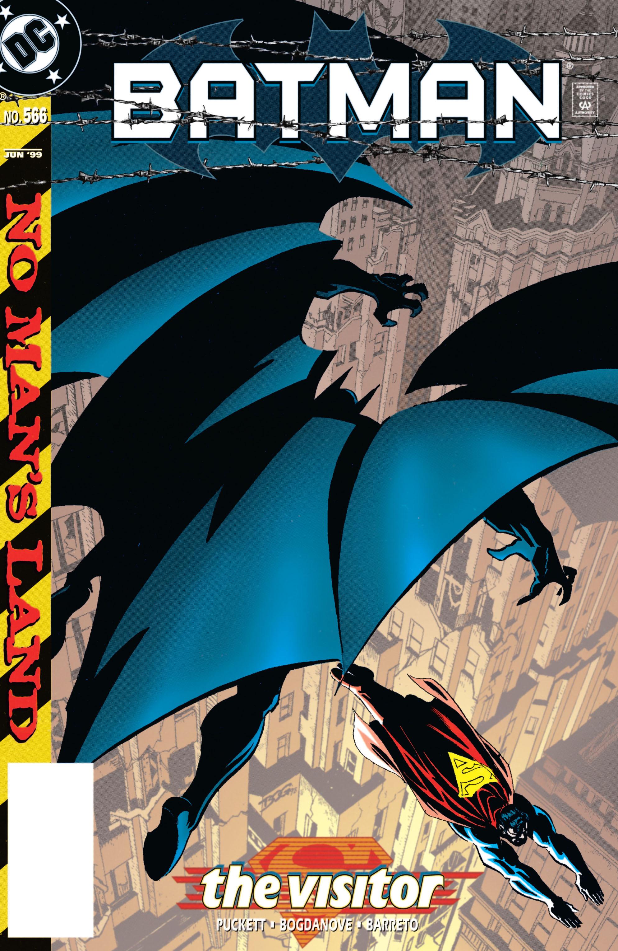 Batman (1940) 566 Page 1