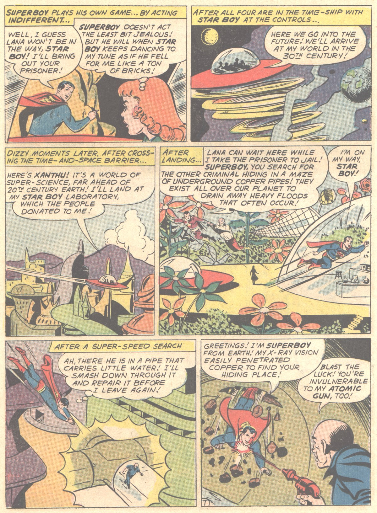 Read online Adventure Comics (1938) comic -  Issue #356 - 26