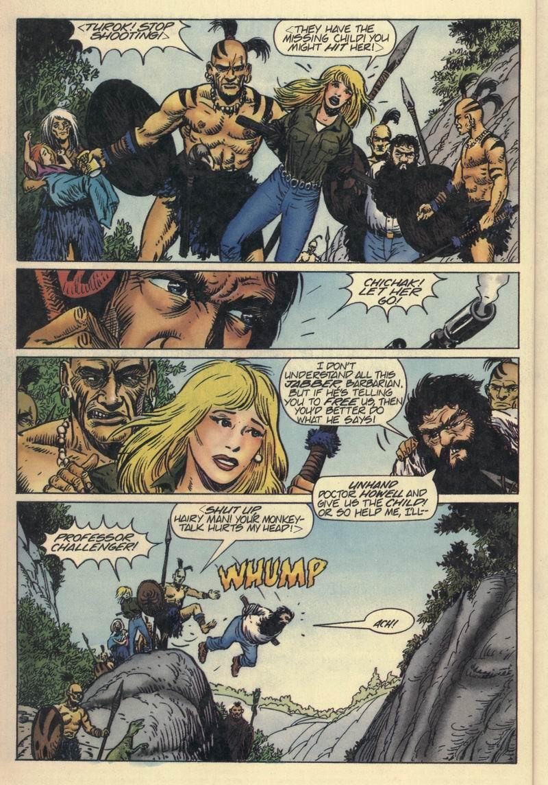 Read online Turok, Dinosaur Hunter (1993) comic -  Issue #8 - 6