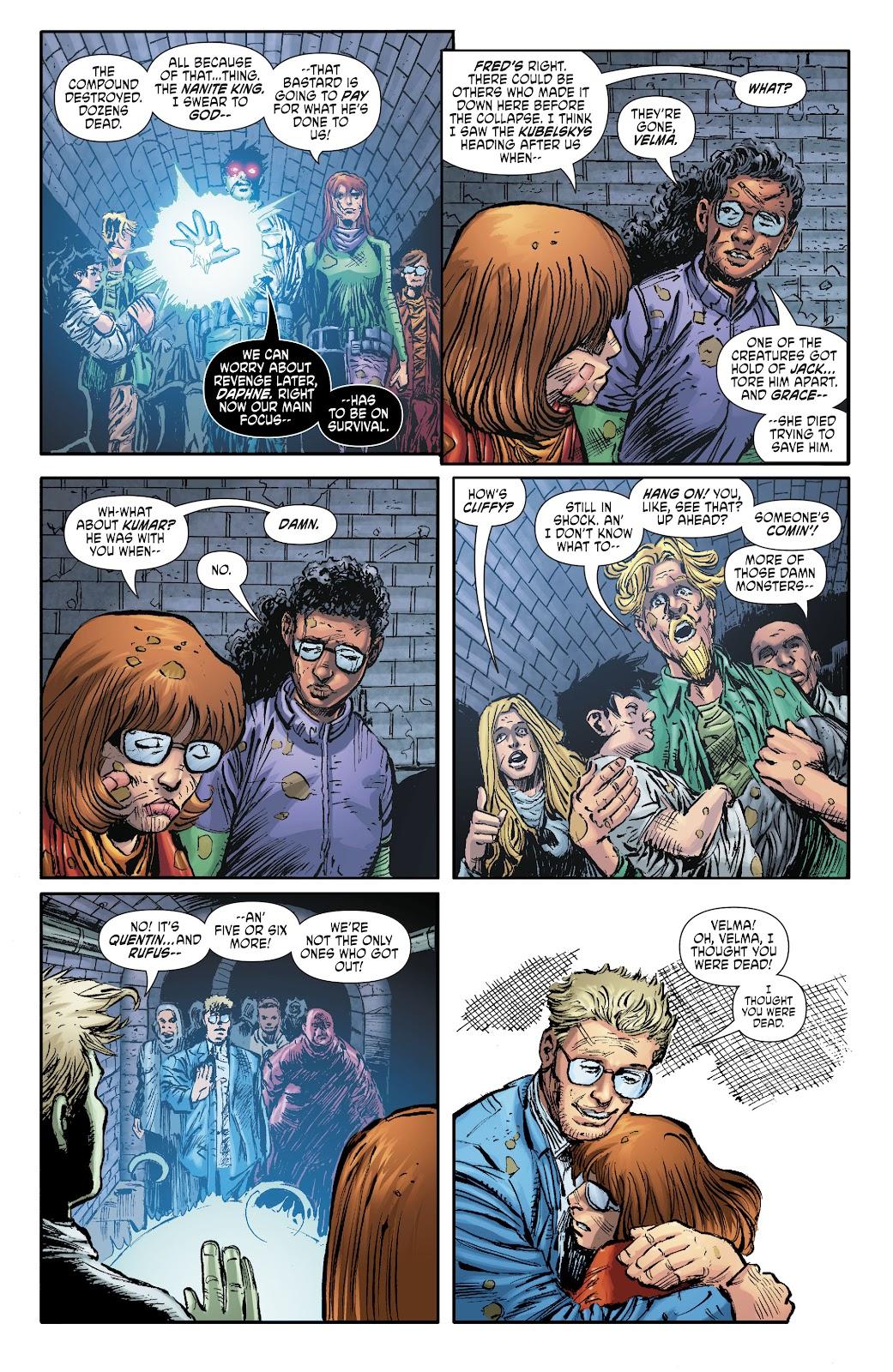 Read online Scooby Apocalypse comic -  Issue #35 - 6
