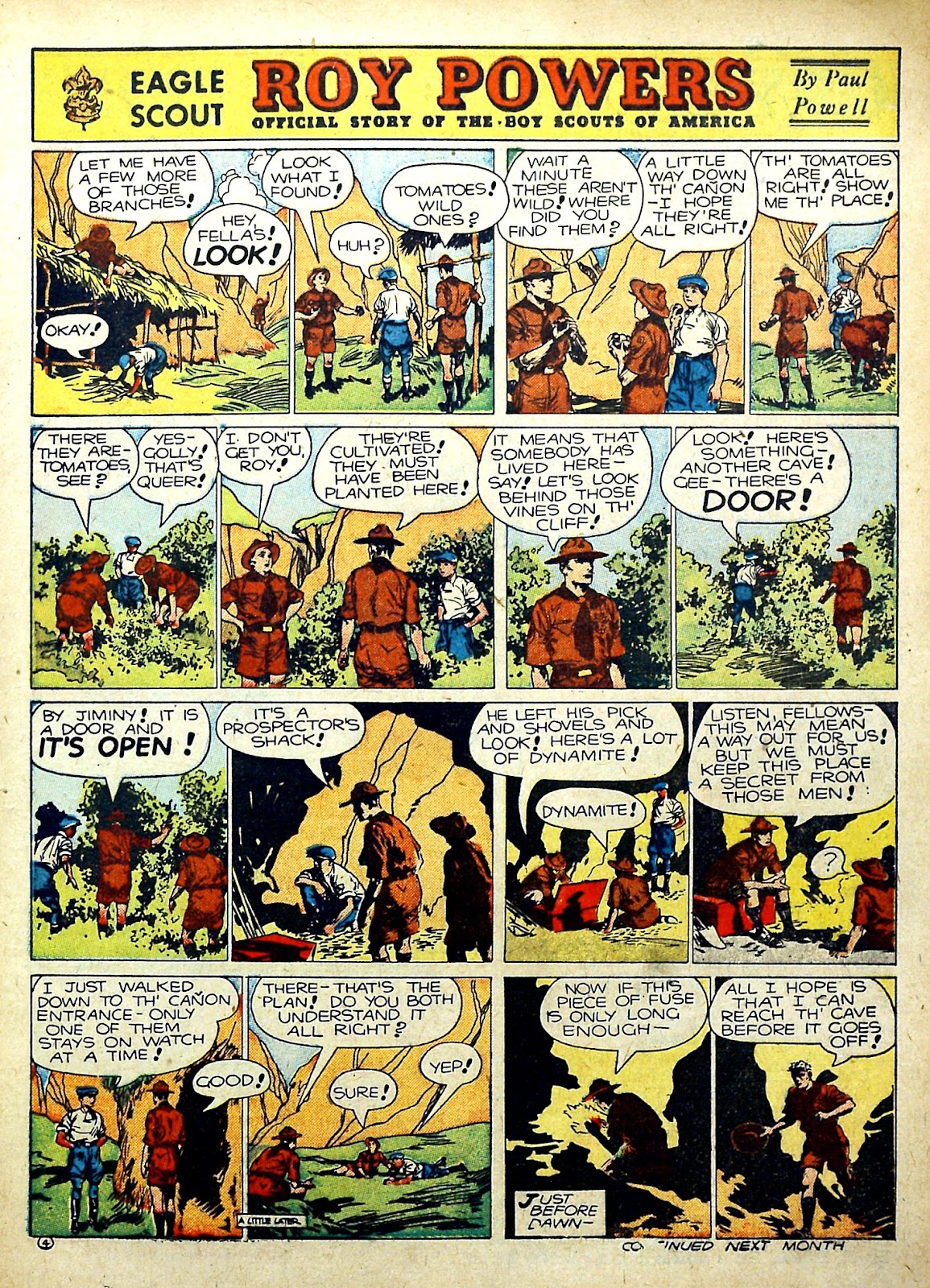 Read online Famous Funnies comic -  Issue #78 - 9
