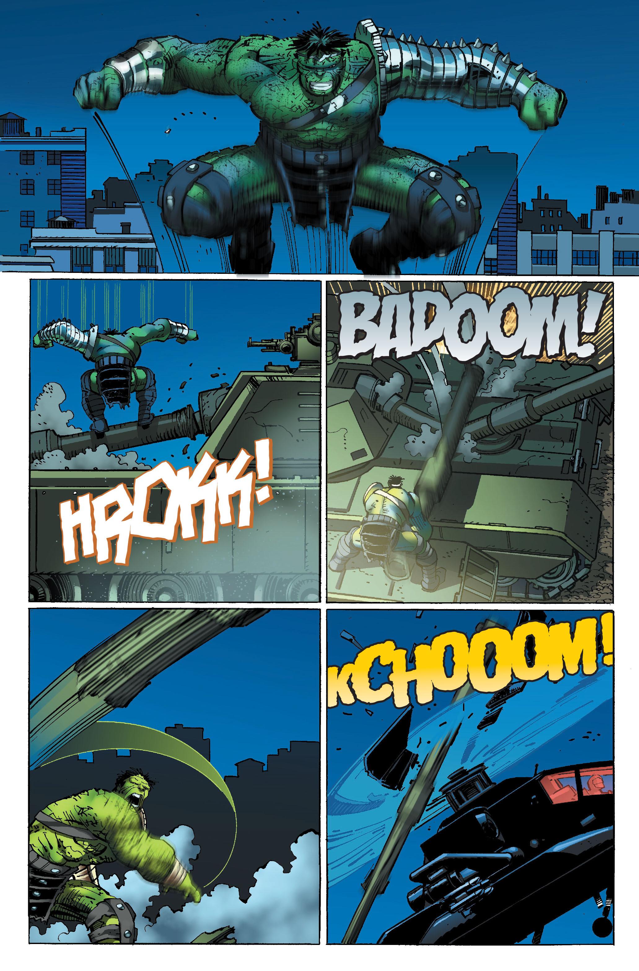 Read online World War Hulk comic -  Issue #3 - 22