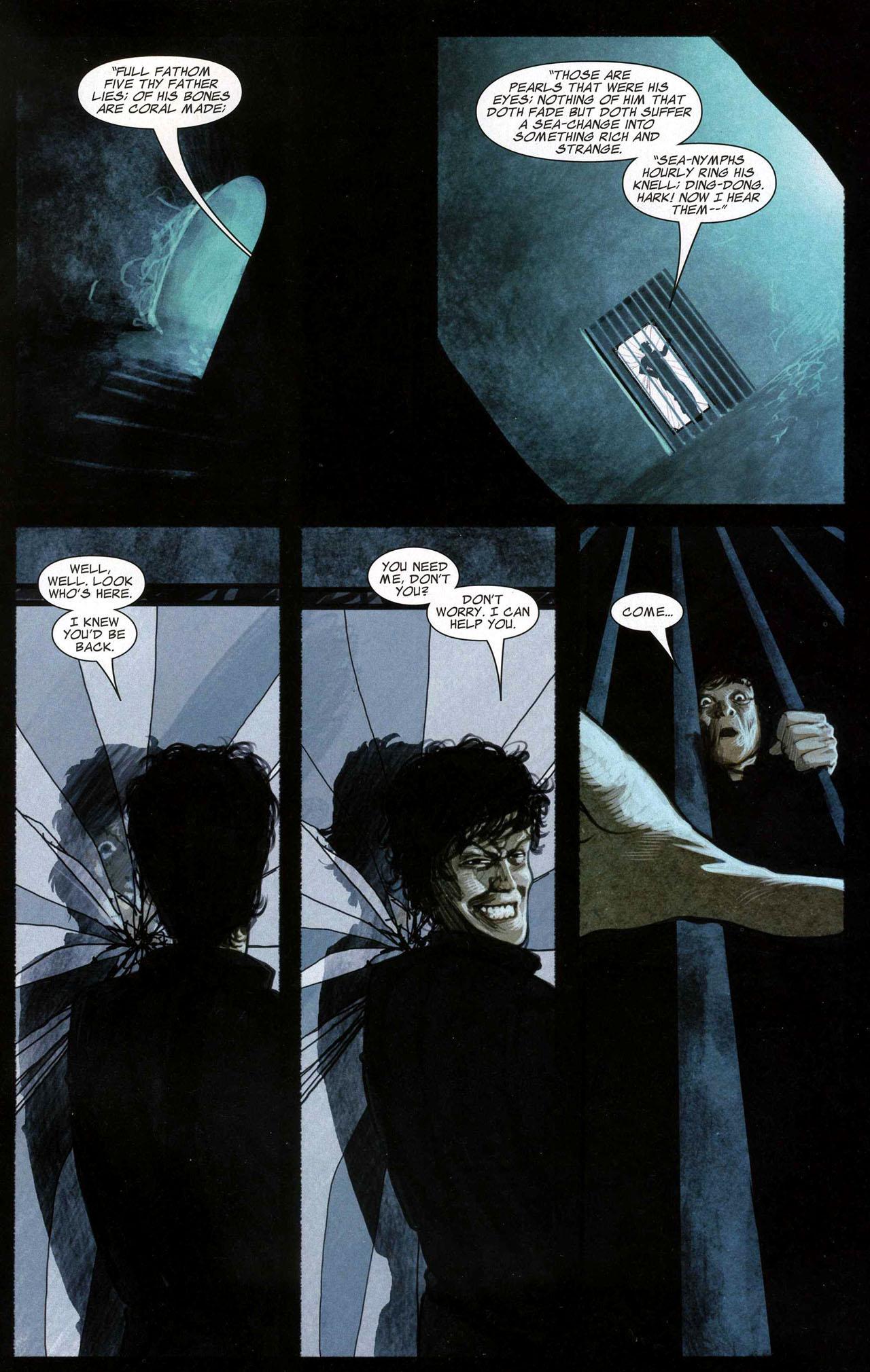 Read online Silent War comic -  Issue #3 - 23