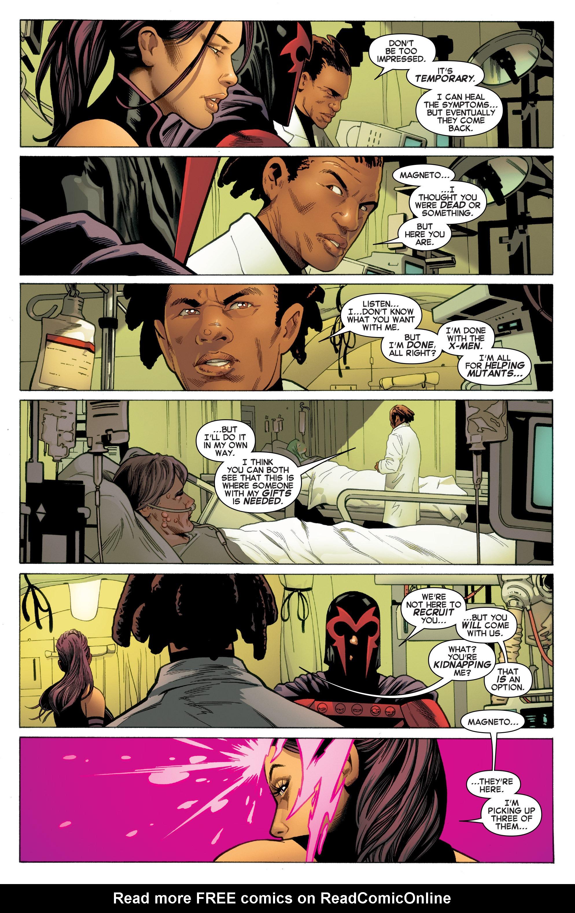 Read online Uncanny X-Men (2016) comic -  Issue #3 - 5