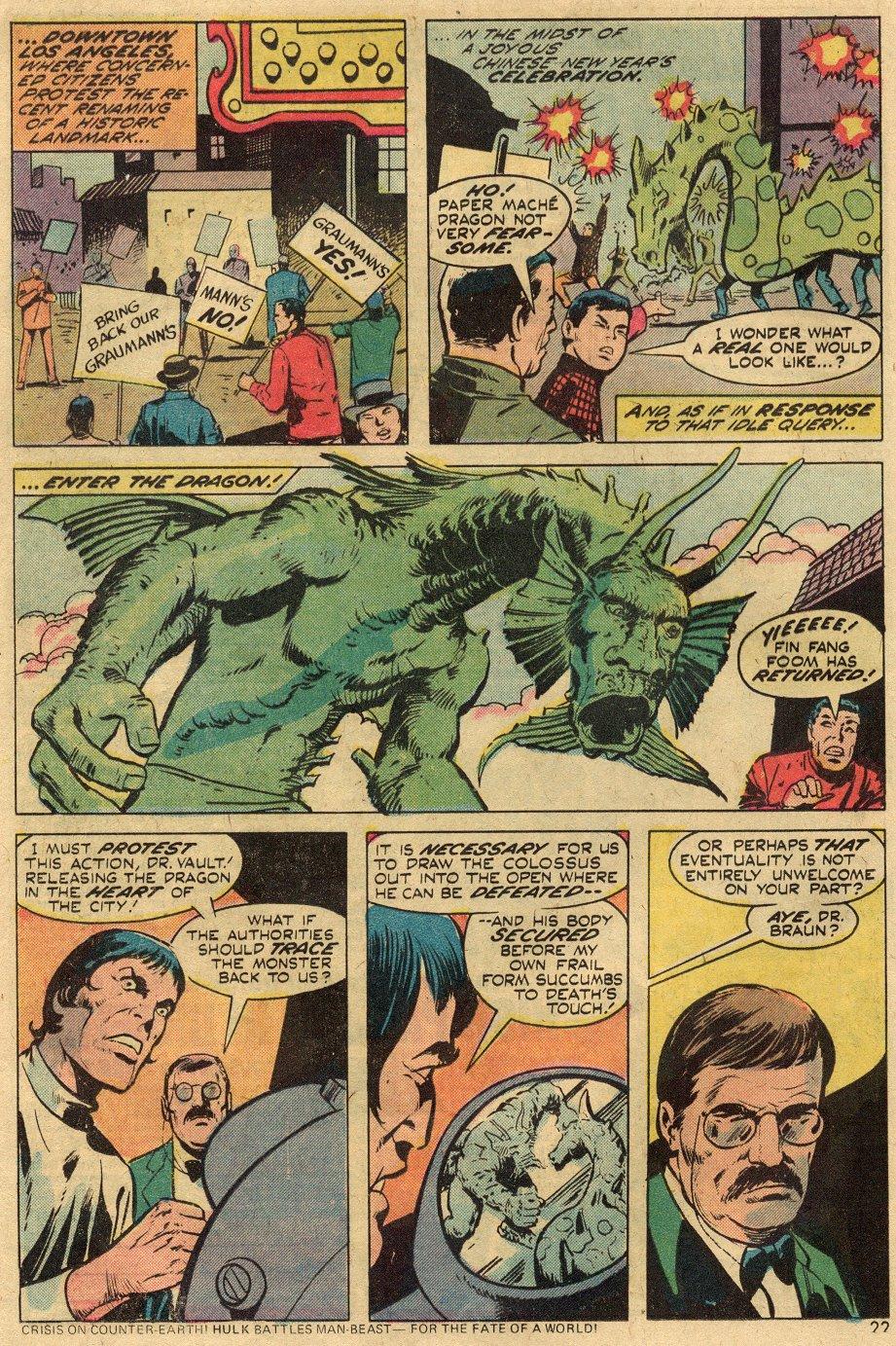 Read online Astonishing Tales (1970) comic -  Issue #24 - 15